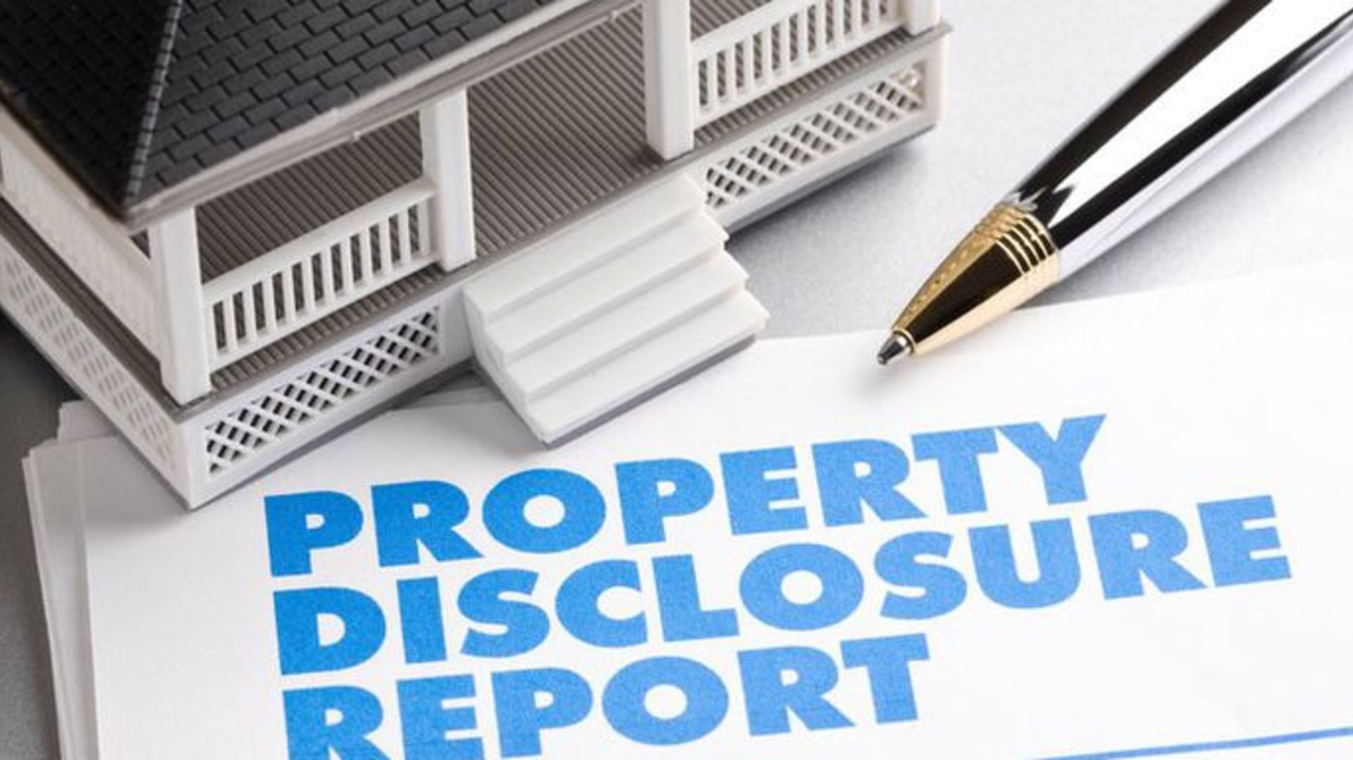 3 Reasons You Should Have Property Disclosures
