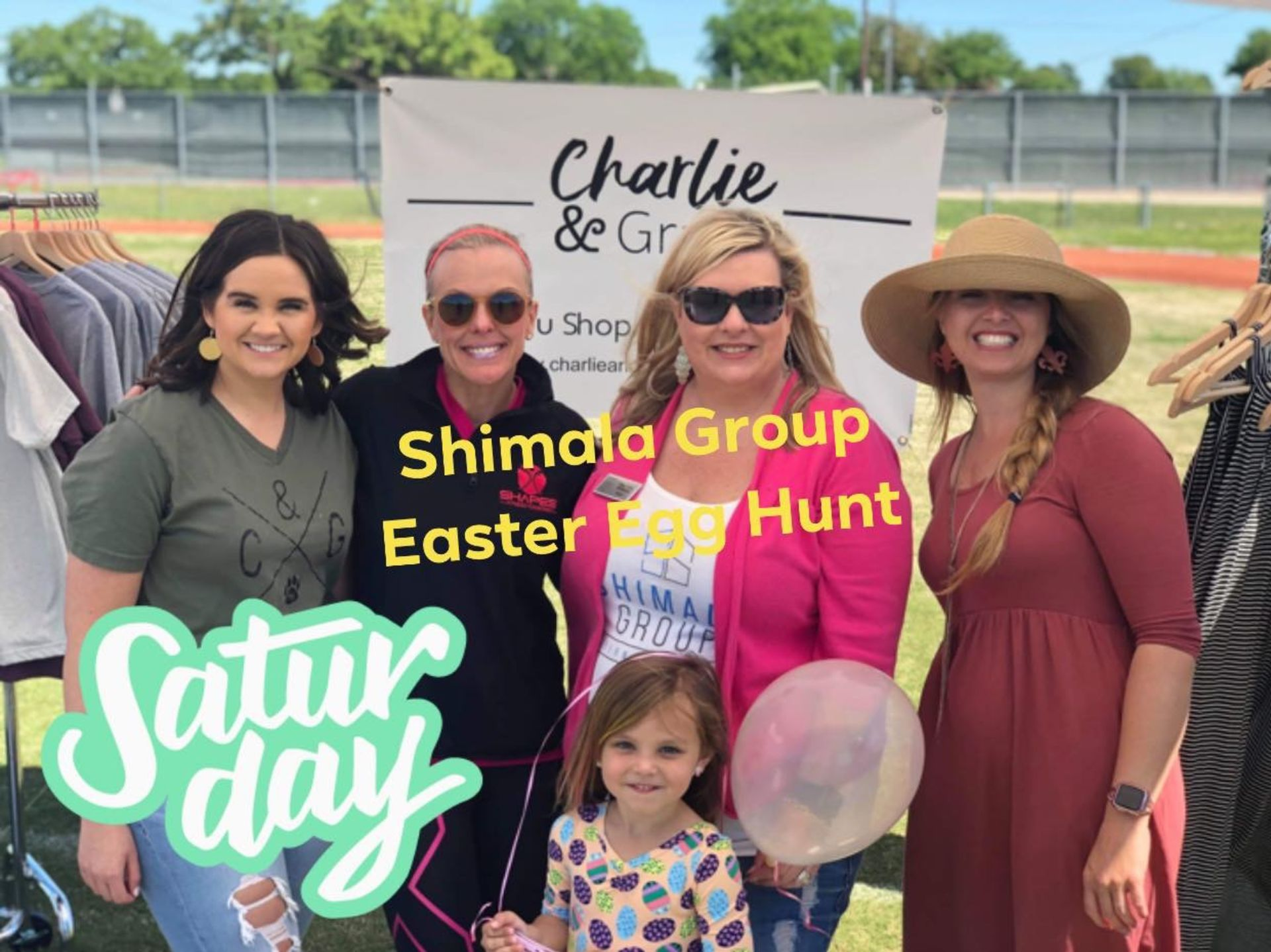 2019 Annual Shimala Group Easter Egg Hunt