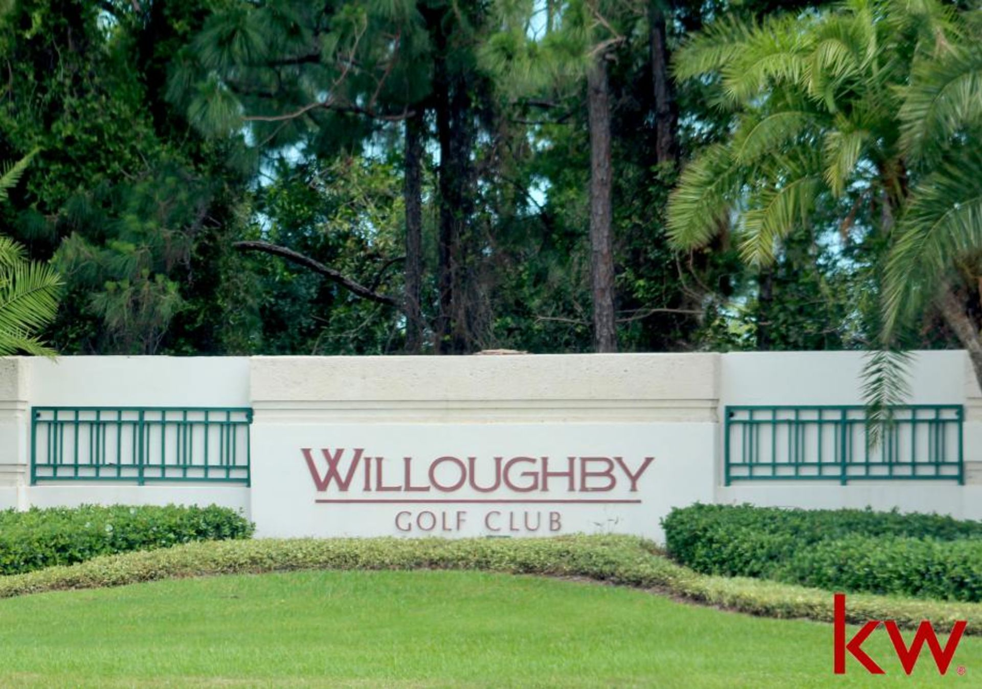 Willoughby Golf Club, Stuart FL