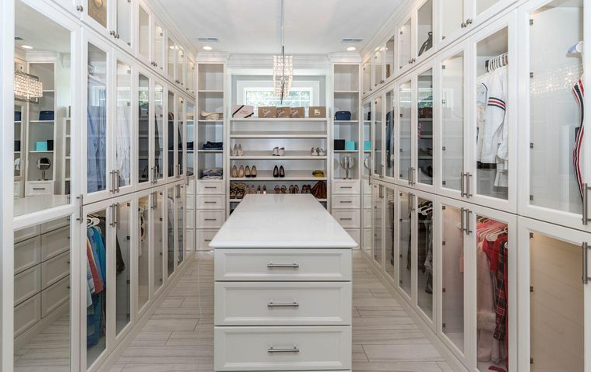 Closet Storage System Basics