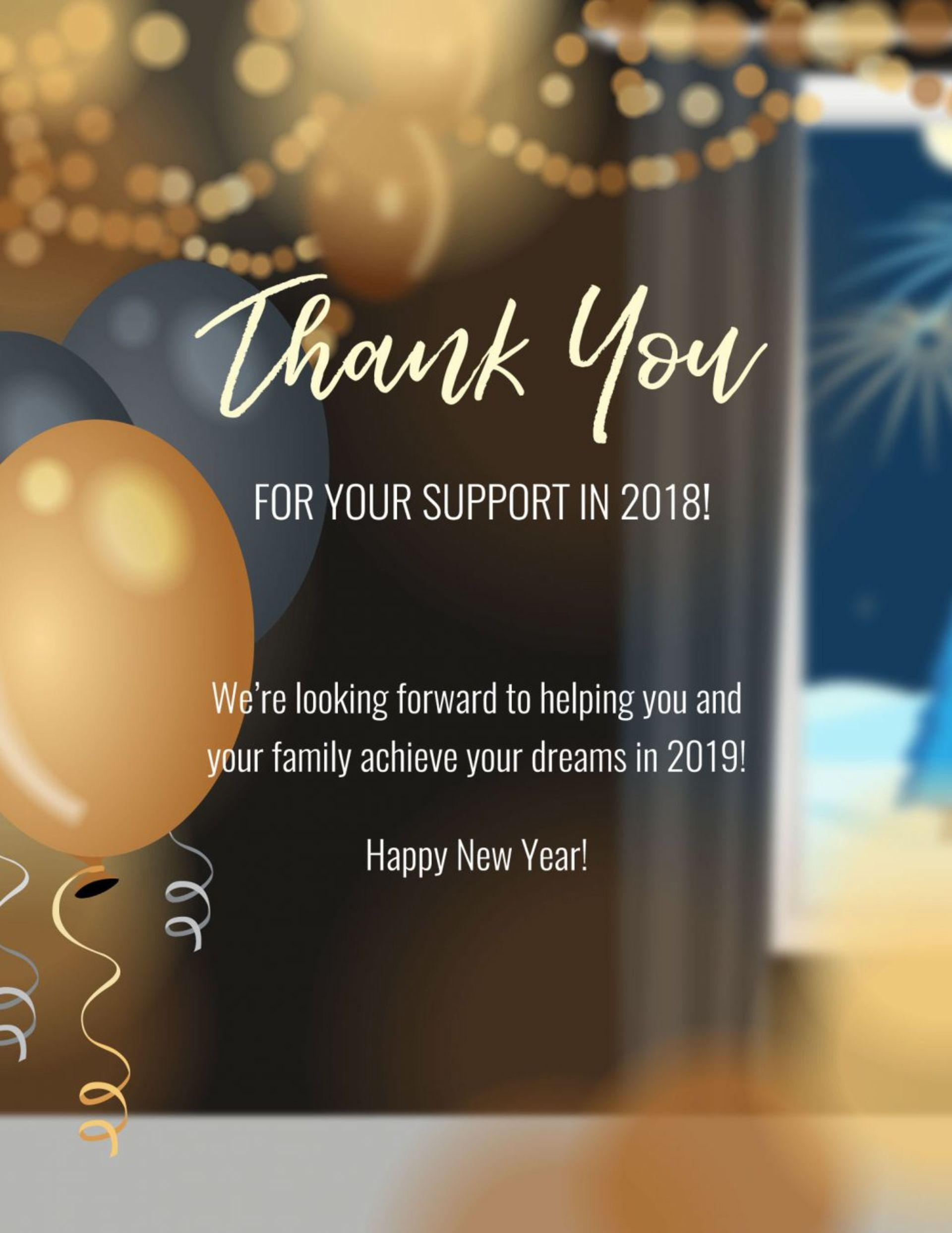 Here's To A Wonderful 2019