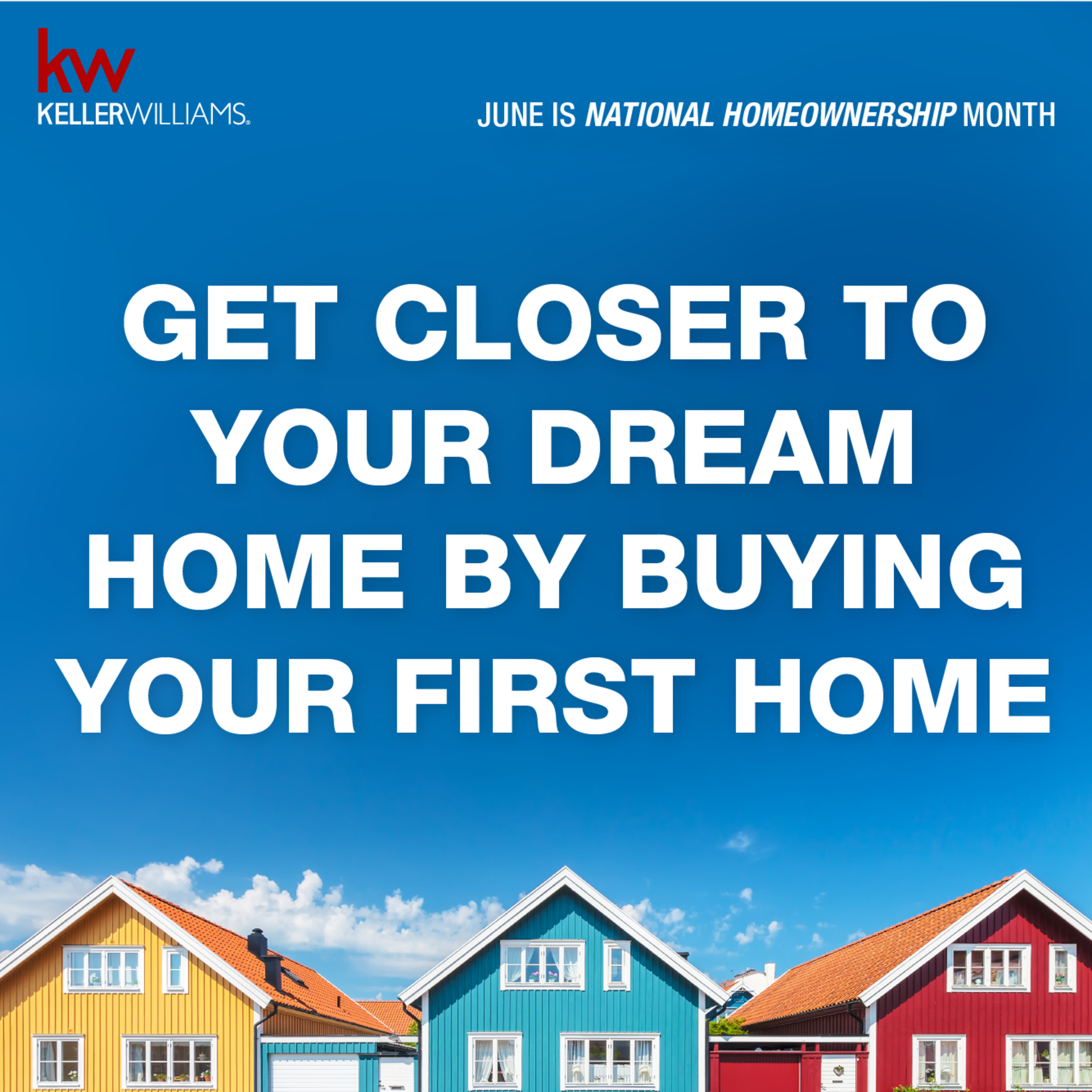 Homeownership Month: Replace your FEARS with FACTS!