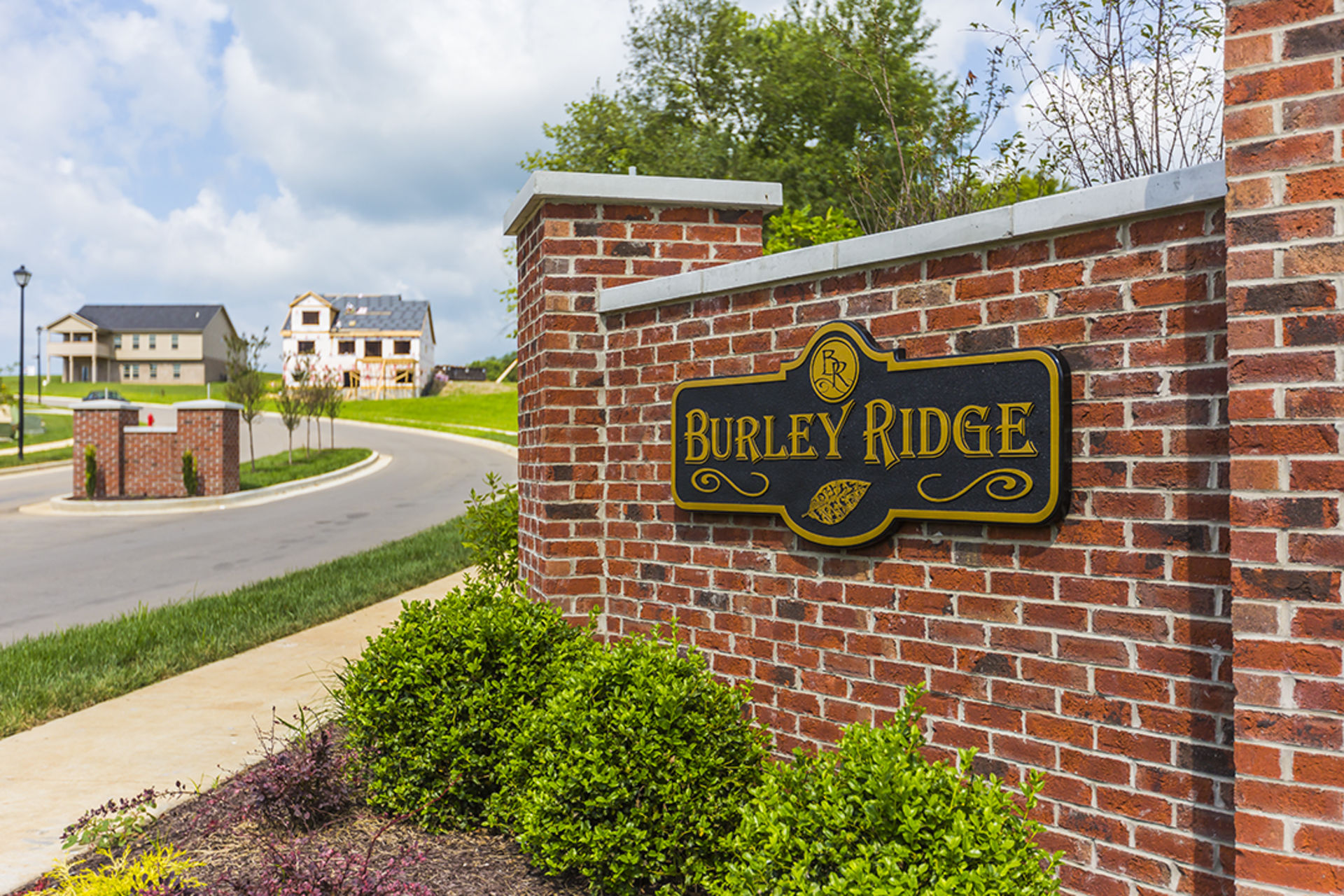 Build Your Dream Home in Burley Ridge in Nicholasville!