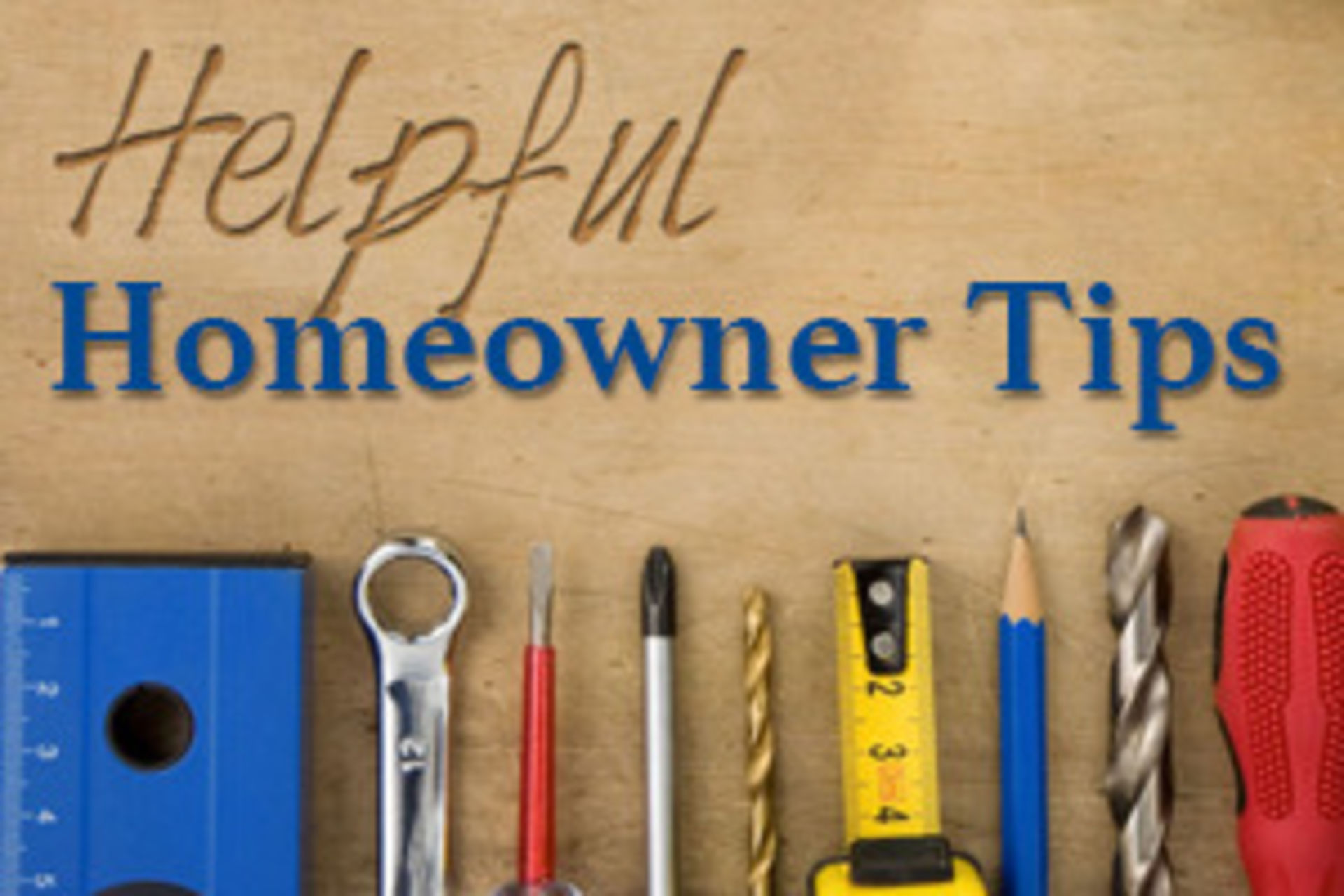 5 Things Every Homeowner Needs to Know!