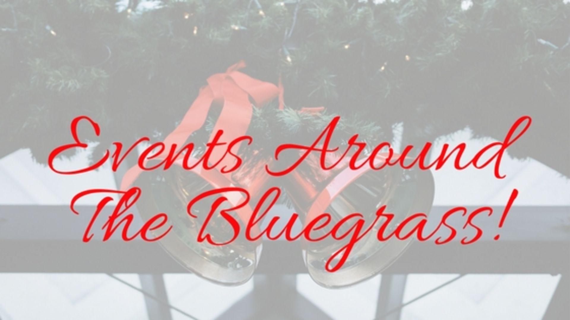 Events Around the Bluegrass!