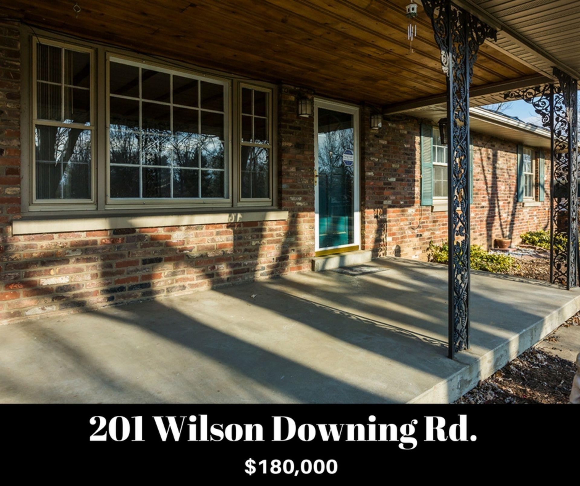 FOR SALE! – 201 Wilson Downing Rd. Lexington, KY 40517