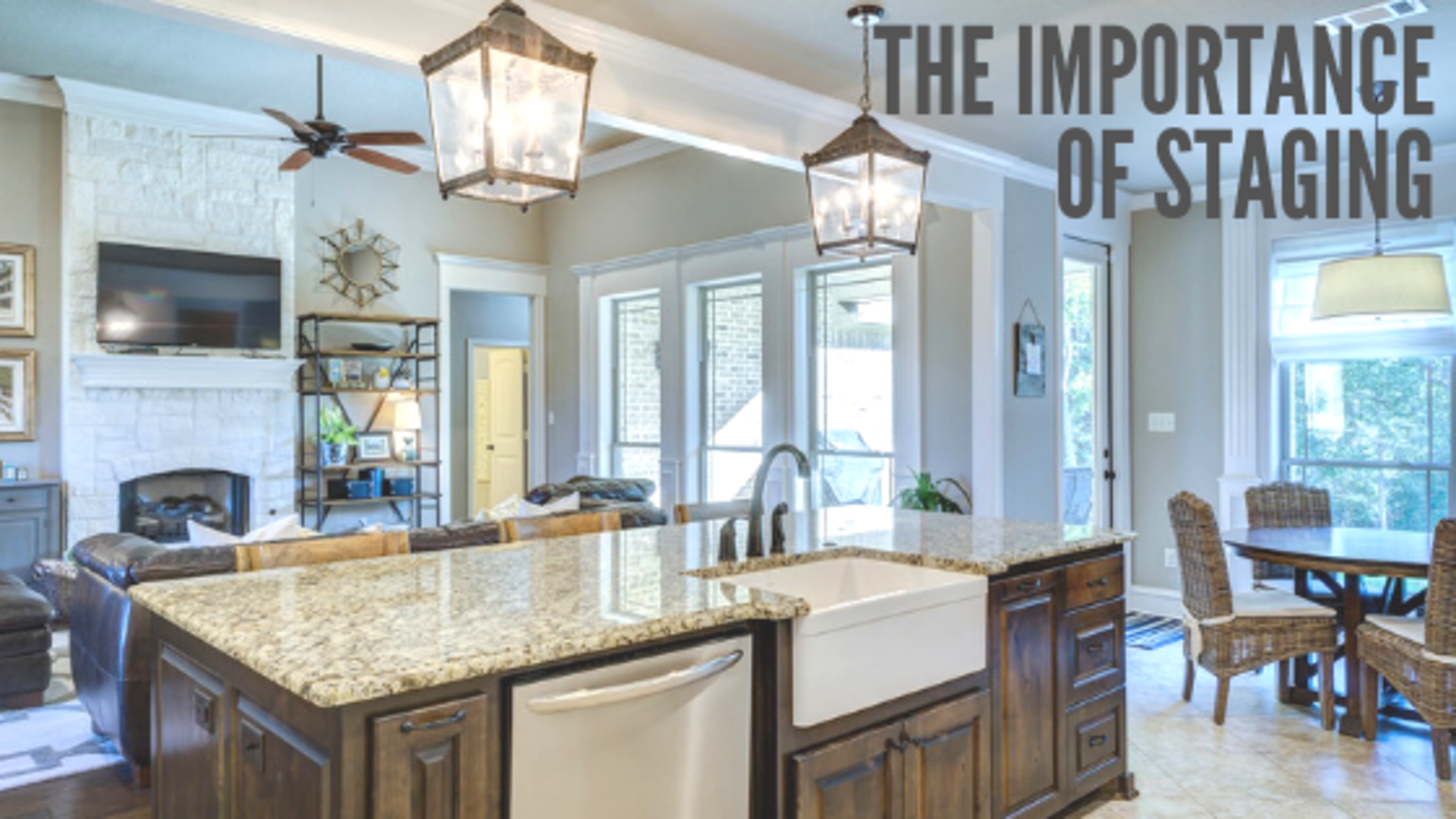 The Importance of Home Staging