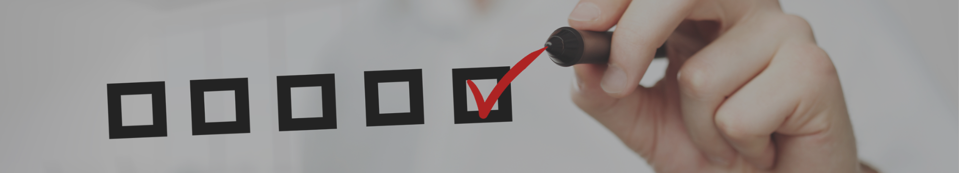 Your Checklist Before You Buy Your Next Home