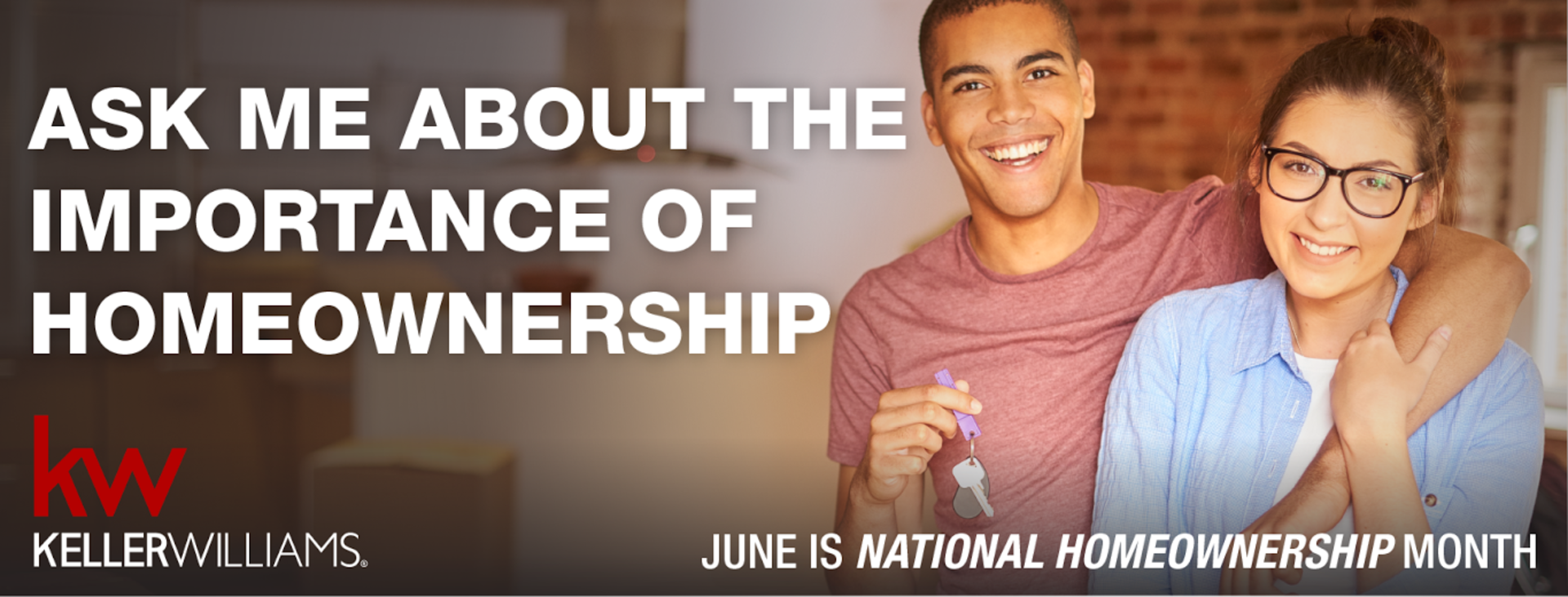 June is National Homeownership Month!