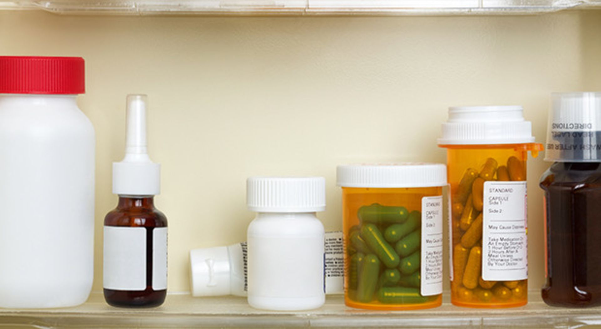 Drug Safety and Your Medicine Cabinet