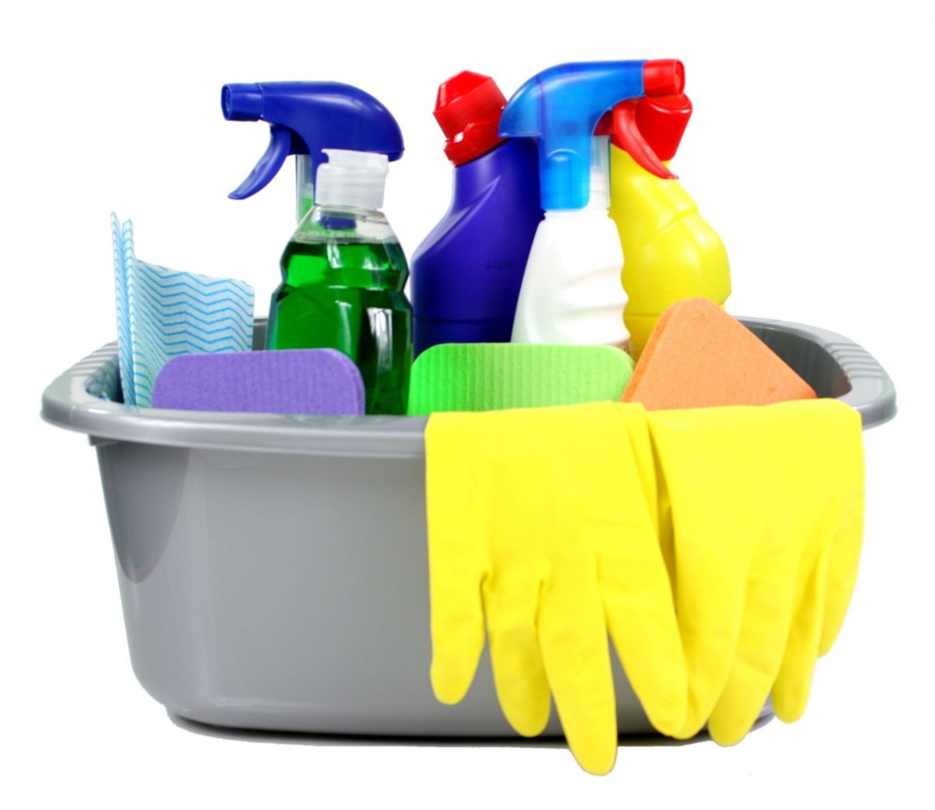4 Spring Cleaning Tips