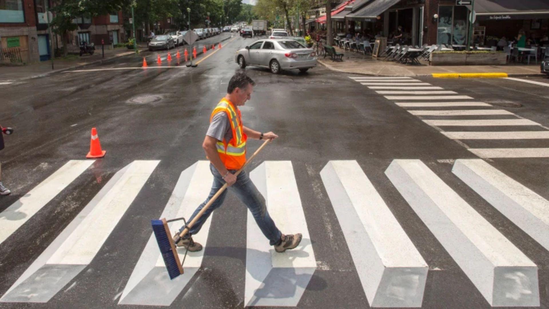 3D Crosswalk