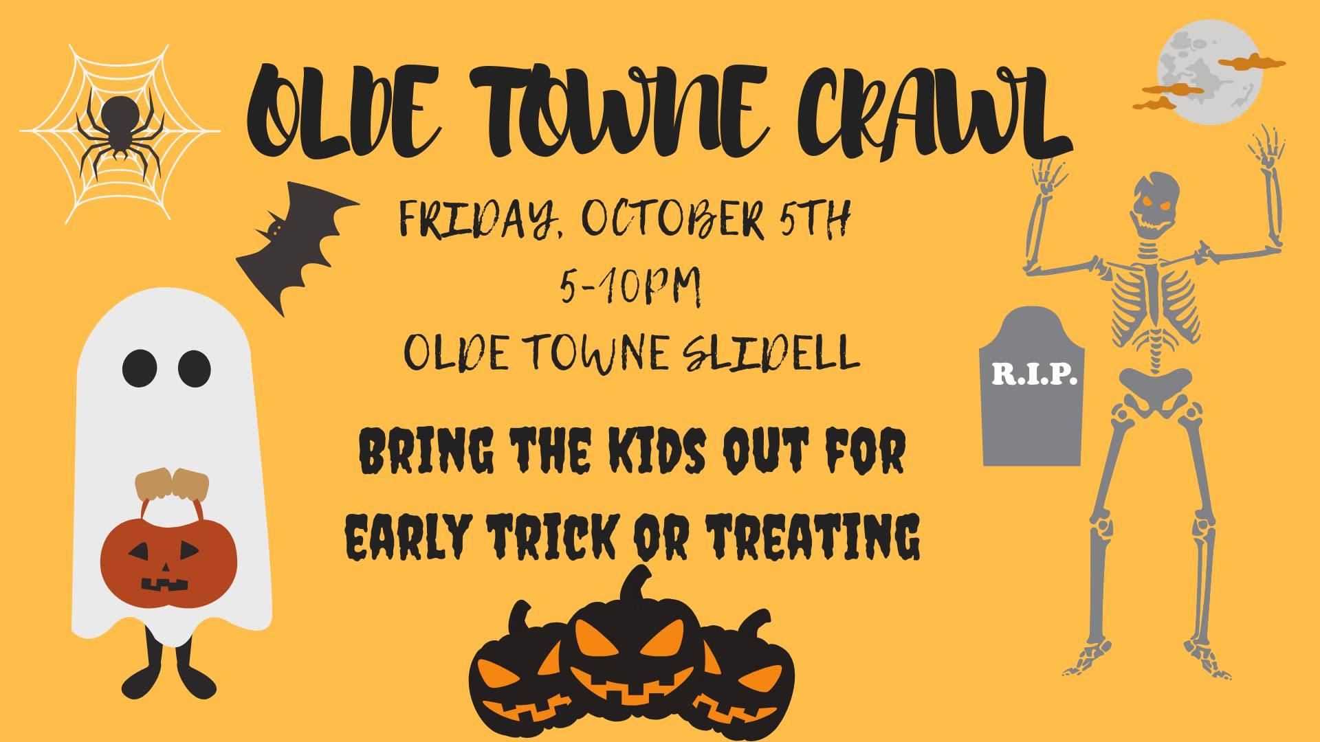 Olde Towne Crawl