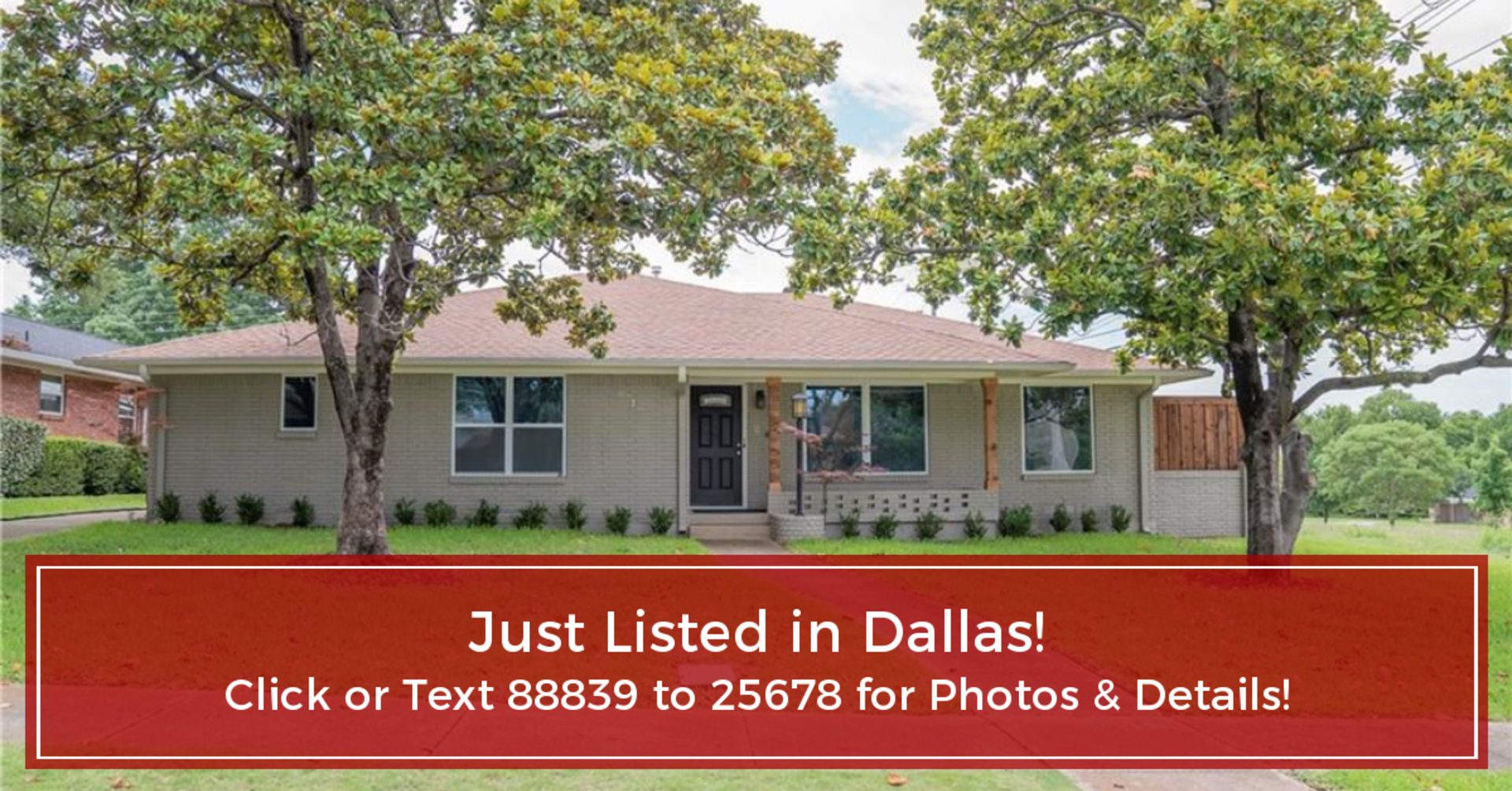 6714 Inverness Ln, Dallas, TX – Just Listed in Lakewood!! ❤