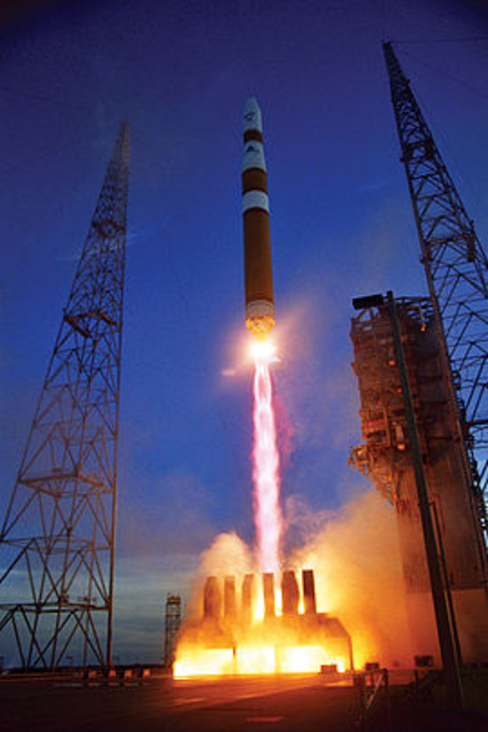 Weather OK for ULA's final Delta IV launch from Cape Canaveral