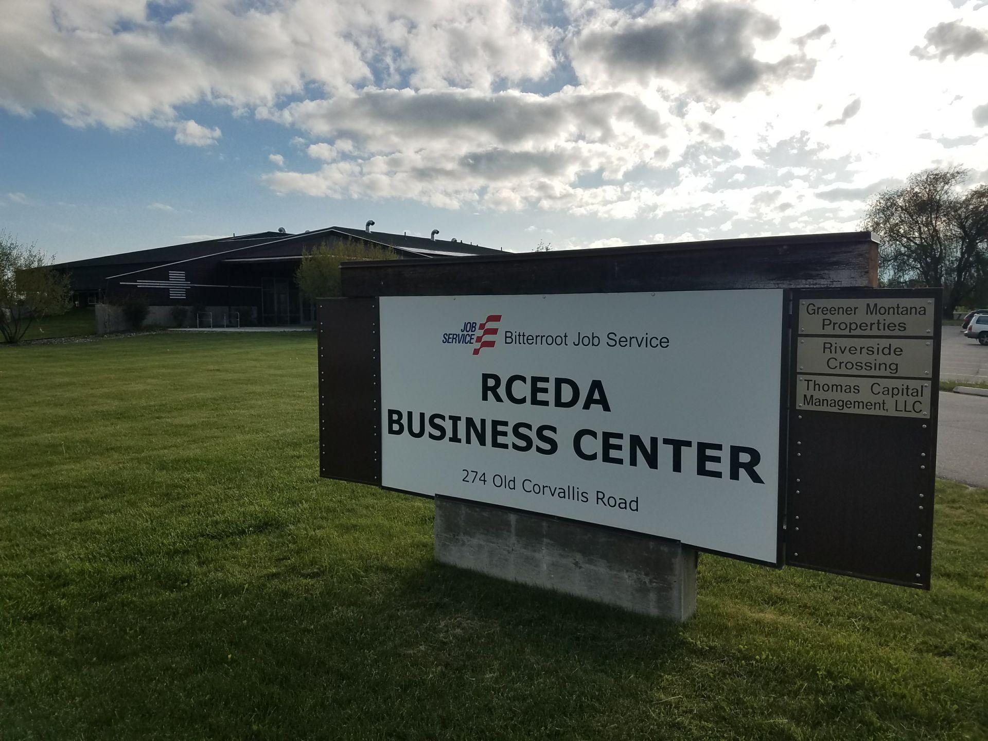 RCEDA Business Center