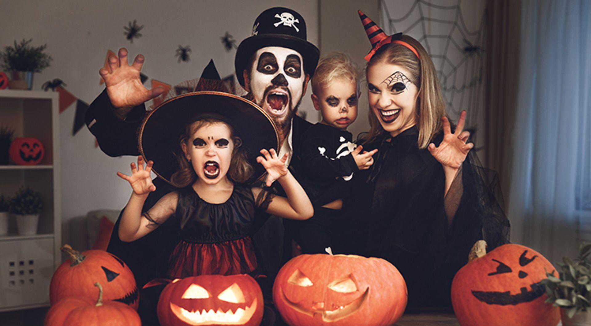 Throwing a Halloween party and need some inspiration?