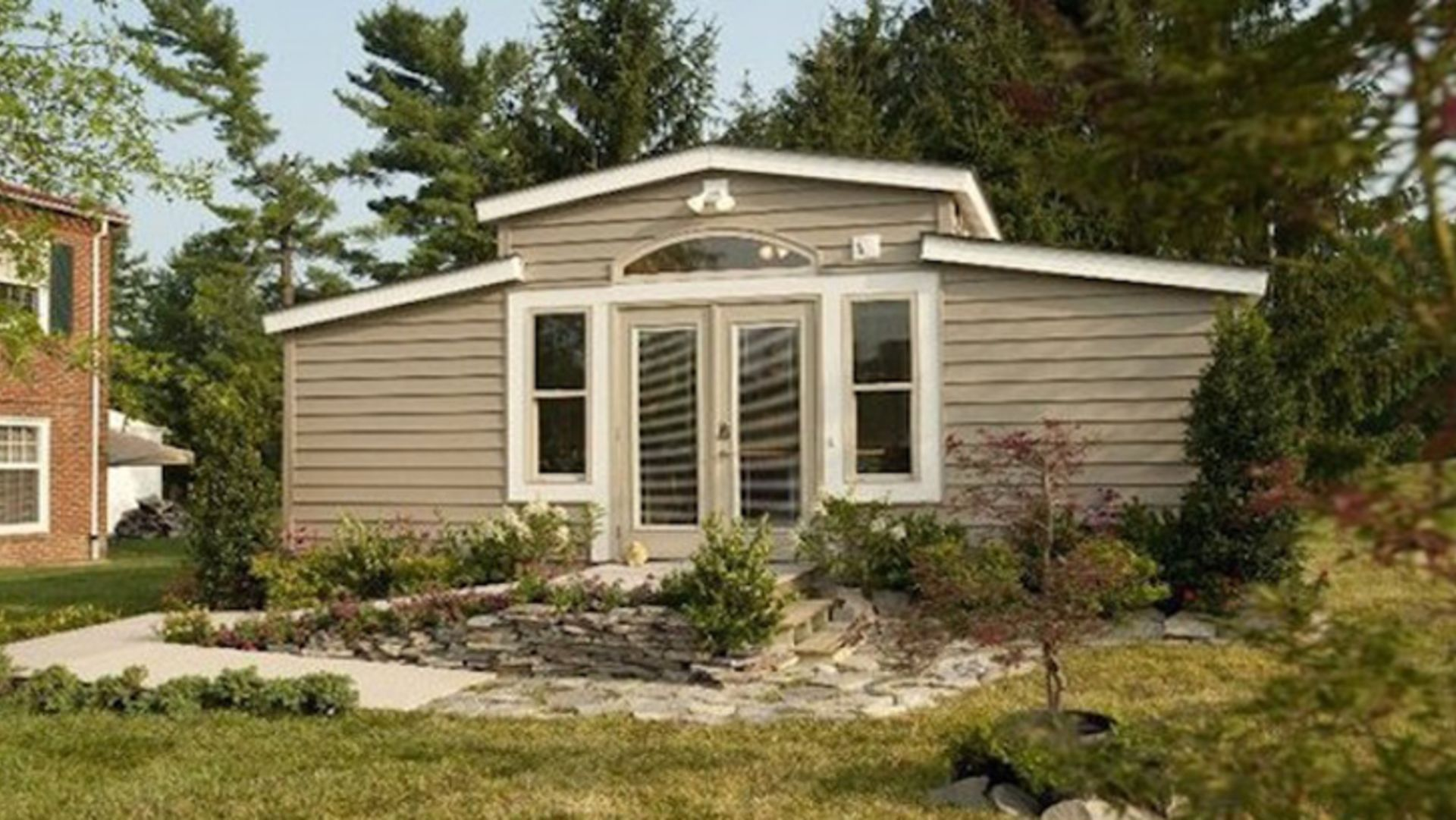 Granny Pods: Caring for Aging Relatives in Your Own Backyard
