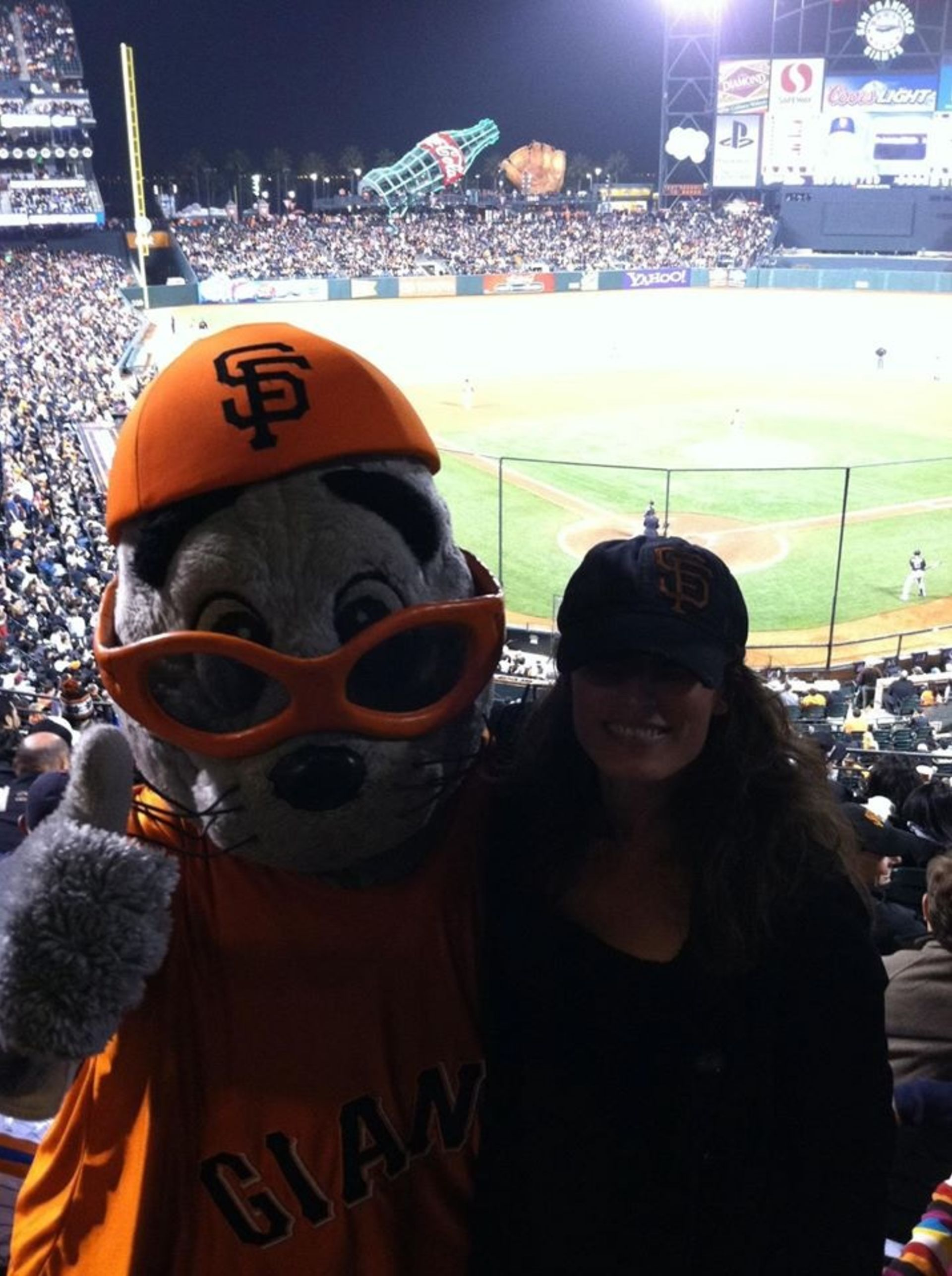 SF Giants Ticket Raffle at Open House this weekend!