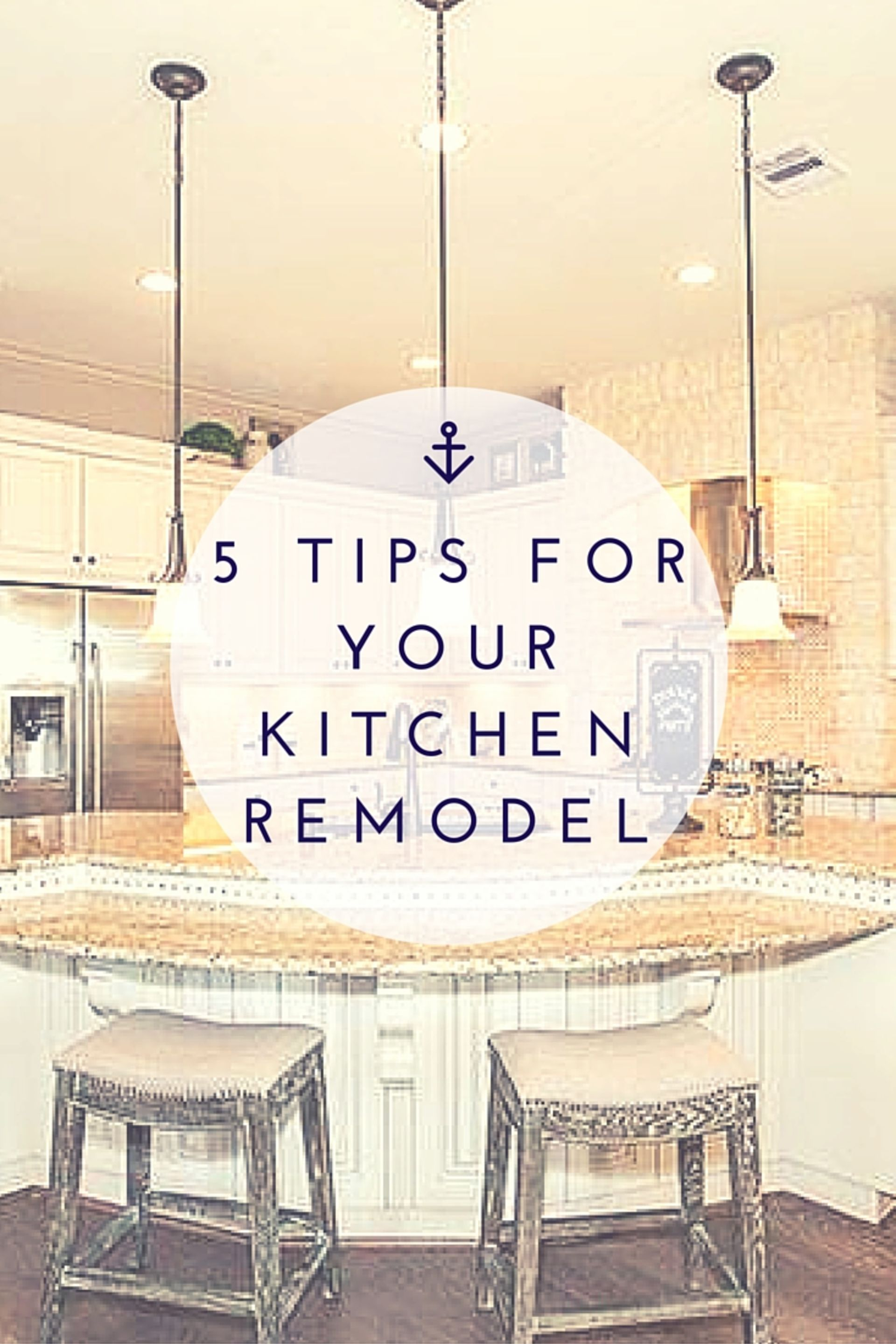 Top 5 Things You Need to Know About Renovating Your Kitchen