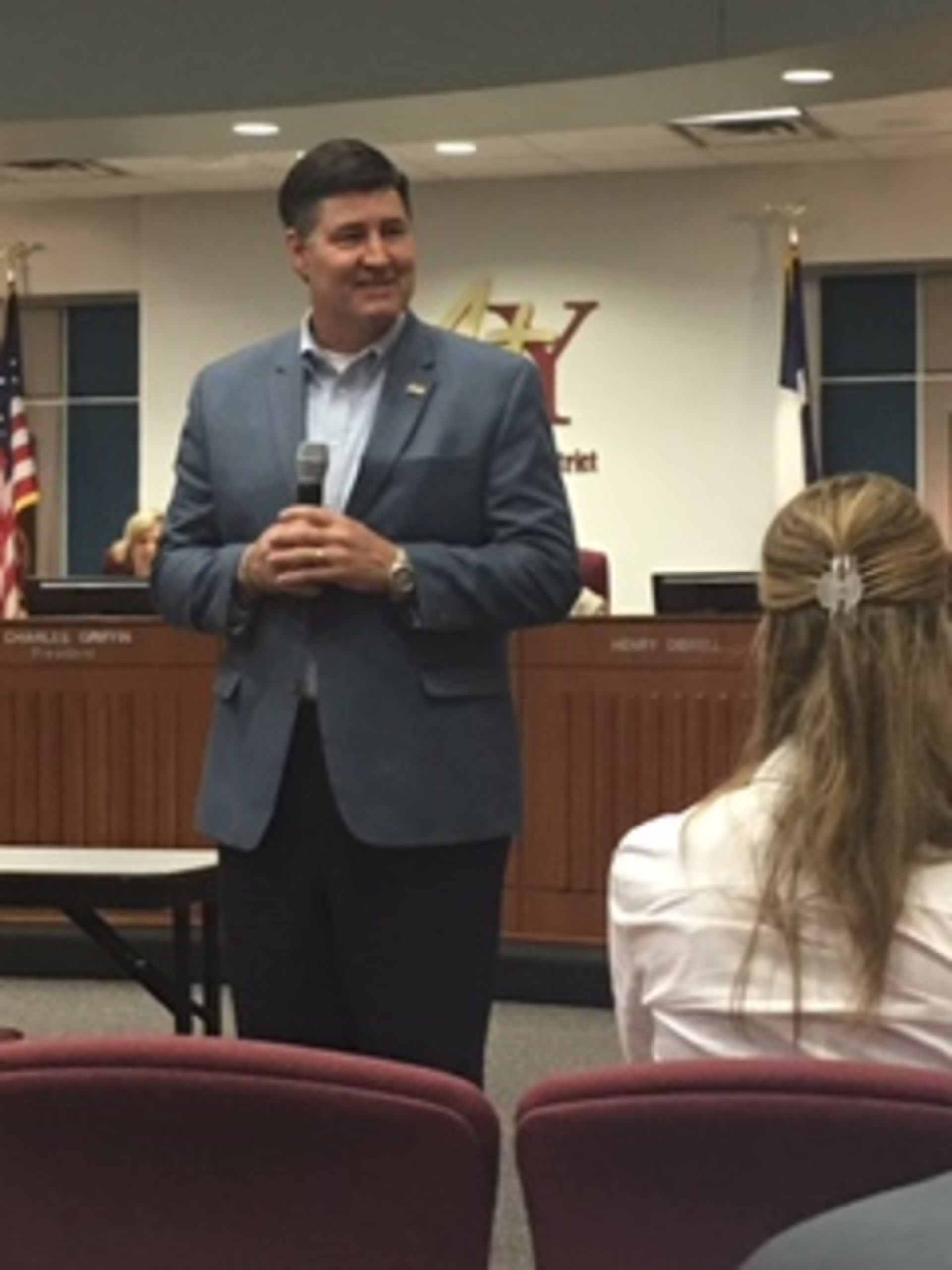 Katy ISD Votes to Approve 1983 Taylor High School Graduate and Allen ISD Superintendent Dr. Lance Hindt as the Final Candidate for the Katy ISD Superintendent Position