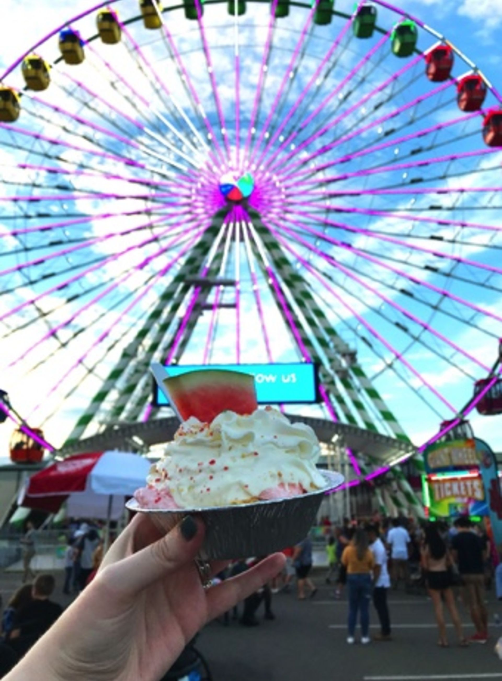 Guest Kacie Eats: Oklahoma State Fair