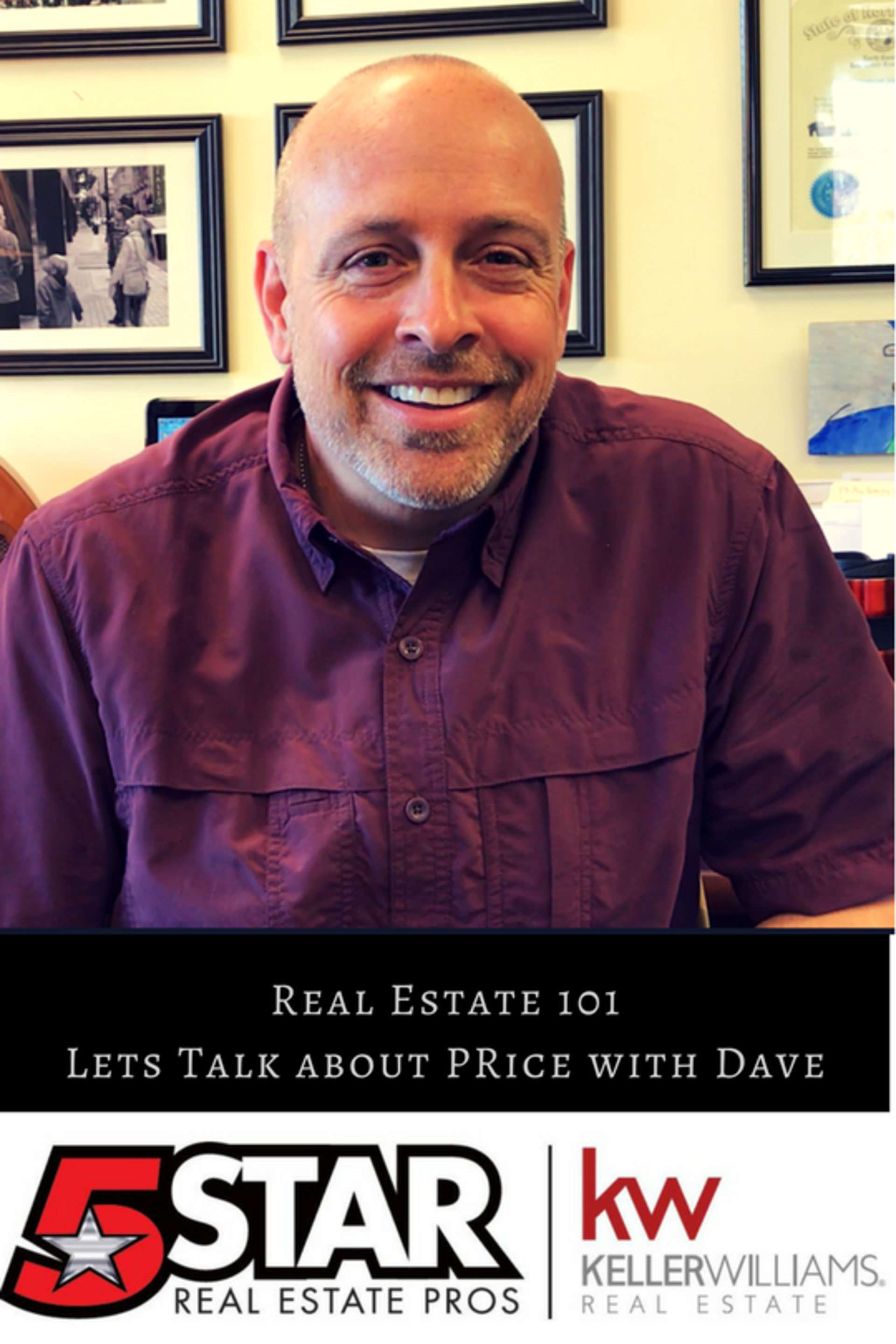 Let's talk about price with Dave