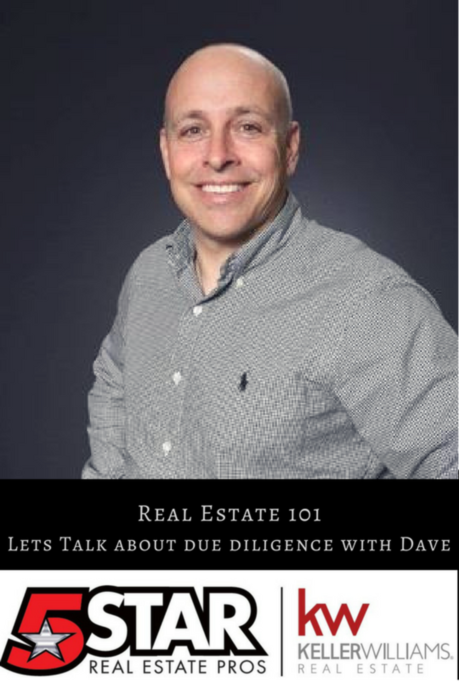 Let's talk about due diligence with Dave