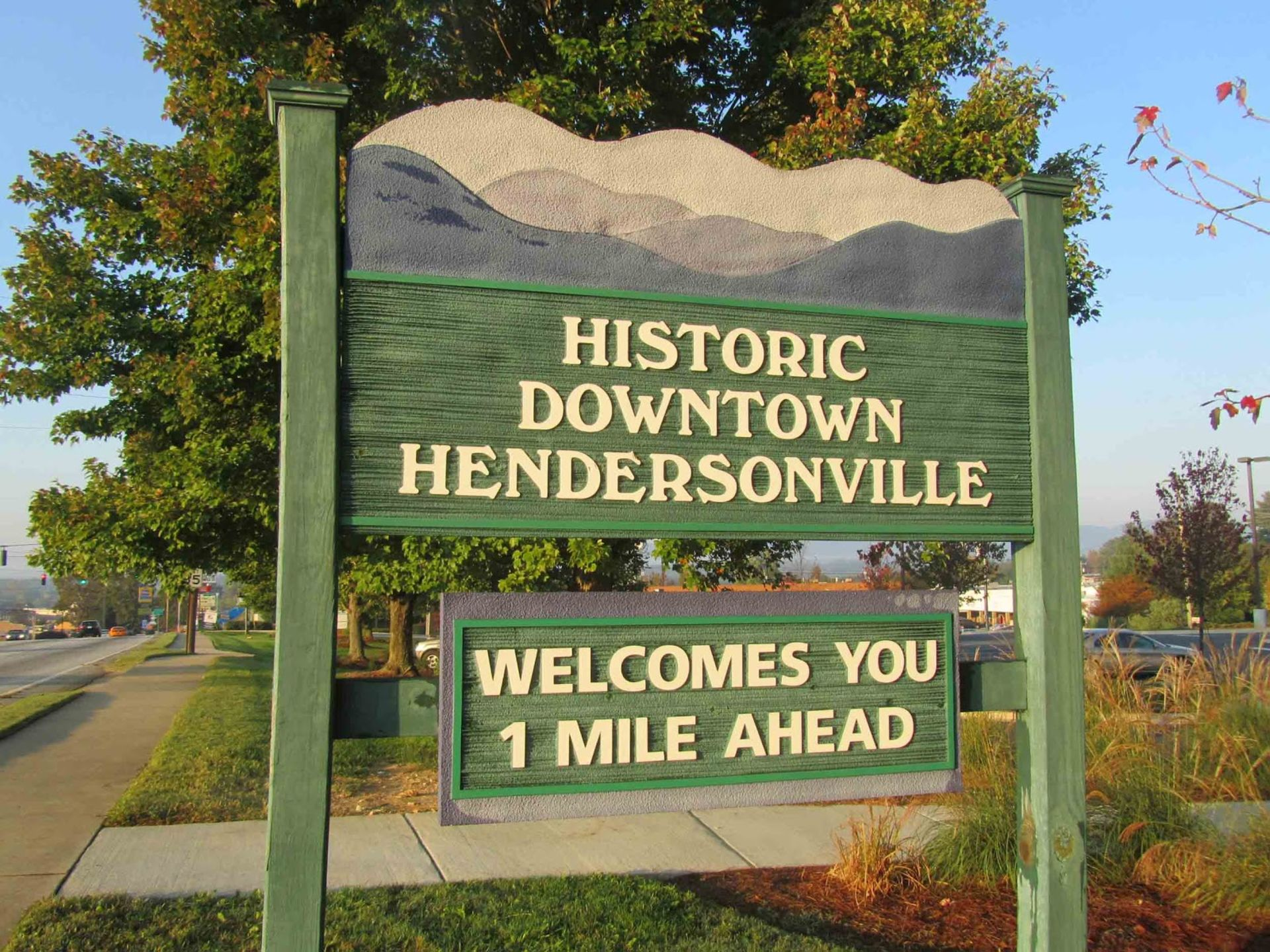 What We Love About Hendersonville