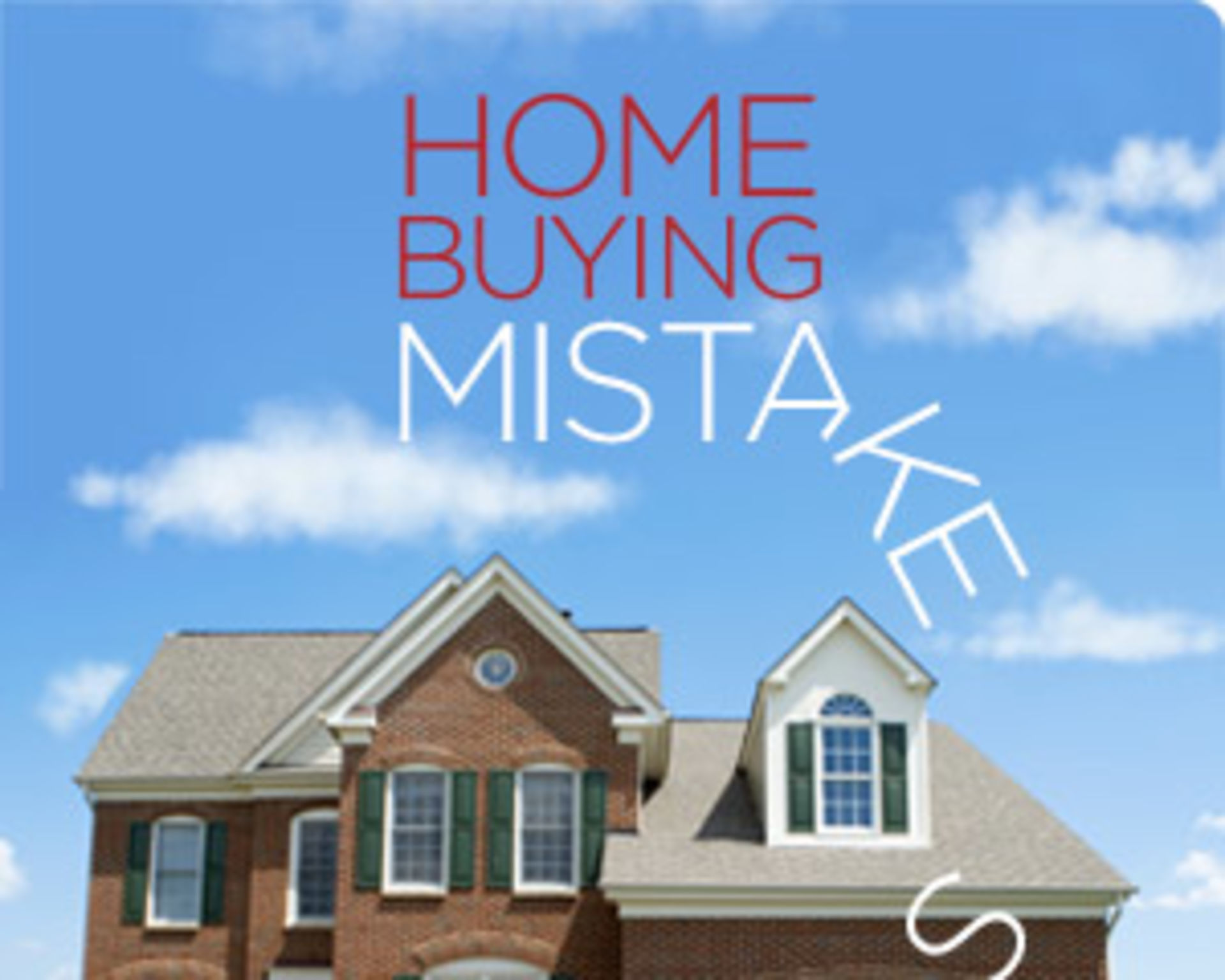 4 Mistakes Buyers Make