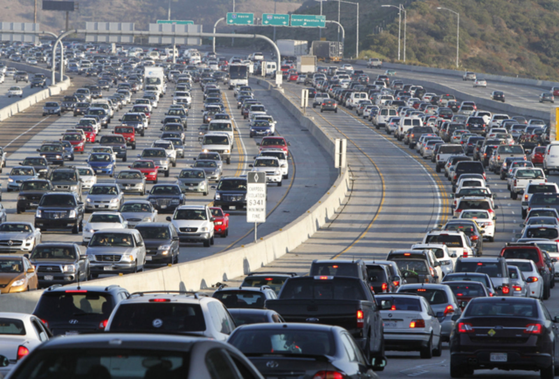 Stop Commuting to Work. Move Closer!