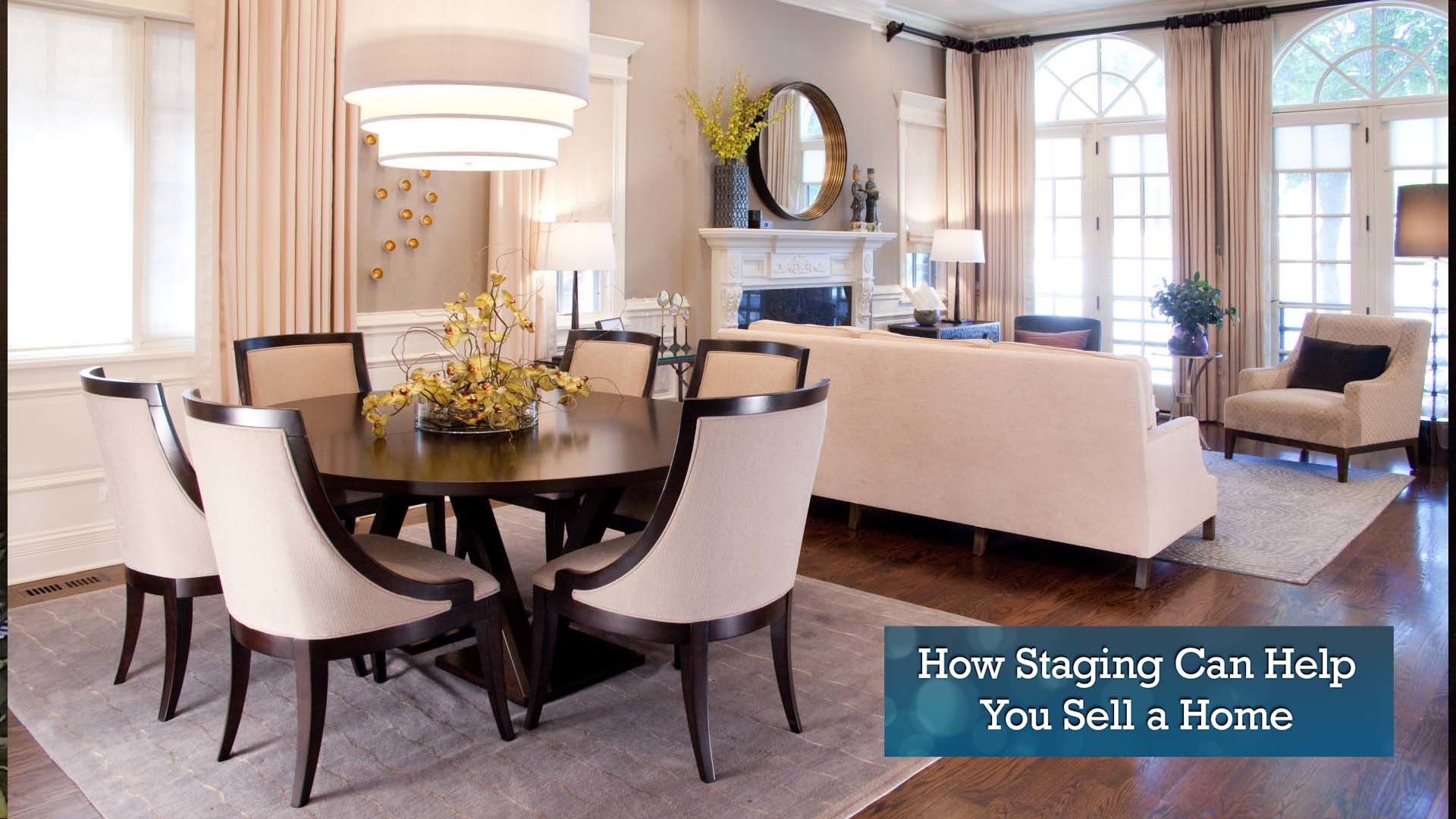 Staging: More Money, Fewer Days on Market