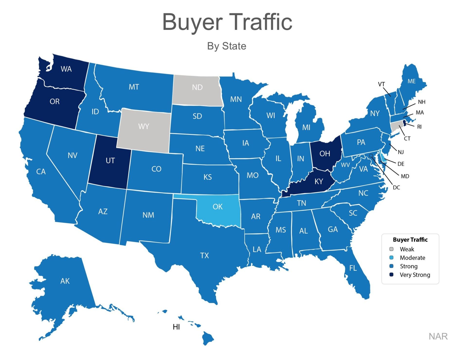 Strong Buyer Demand Continues to Outpace Inventory of Homes for Sale