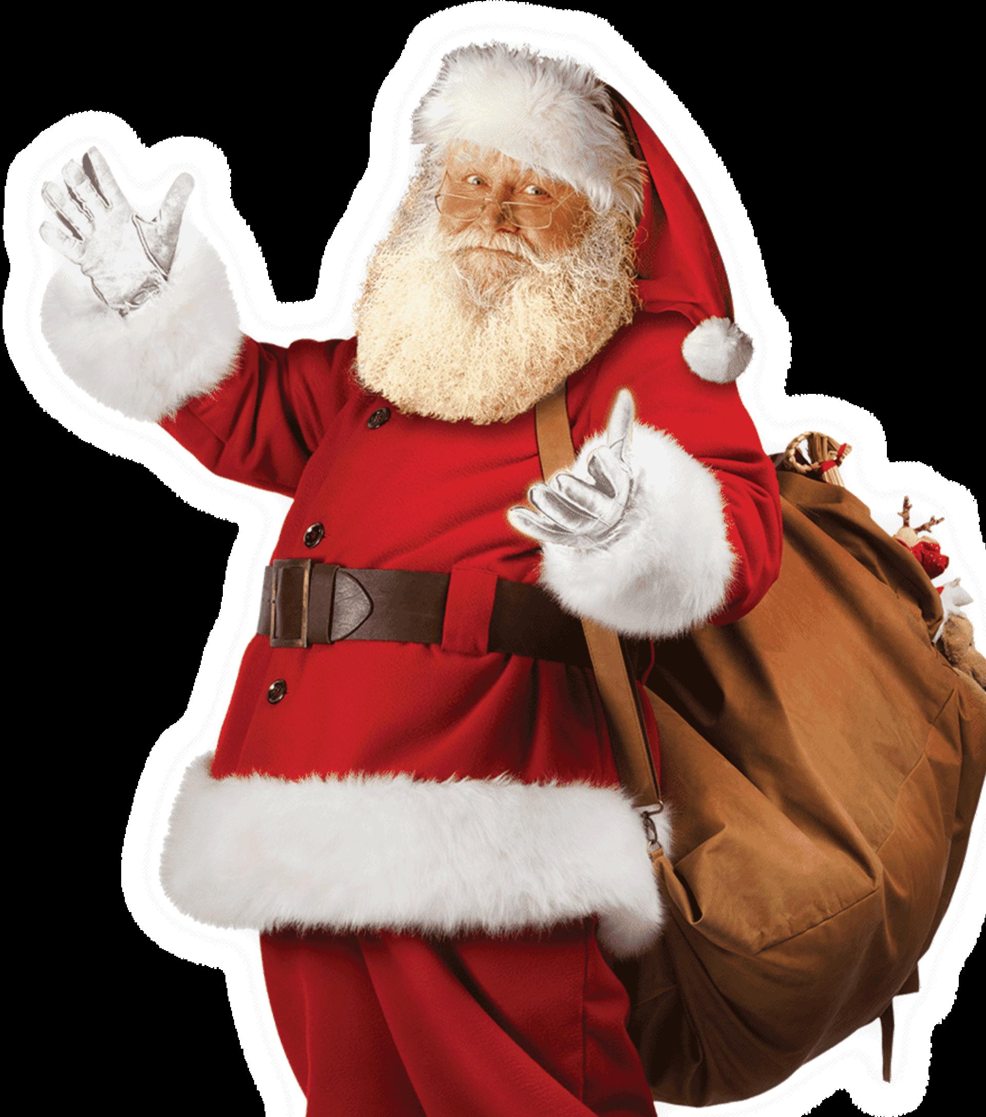 Need to Hire a Santa