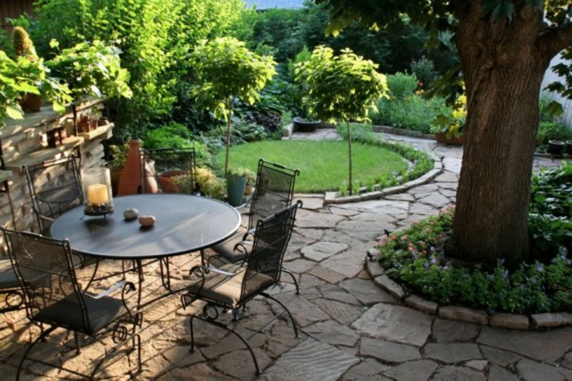 How To Get The Most From Your Small Backyard
