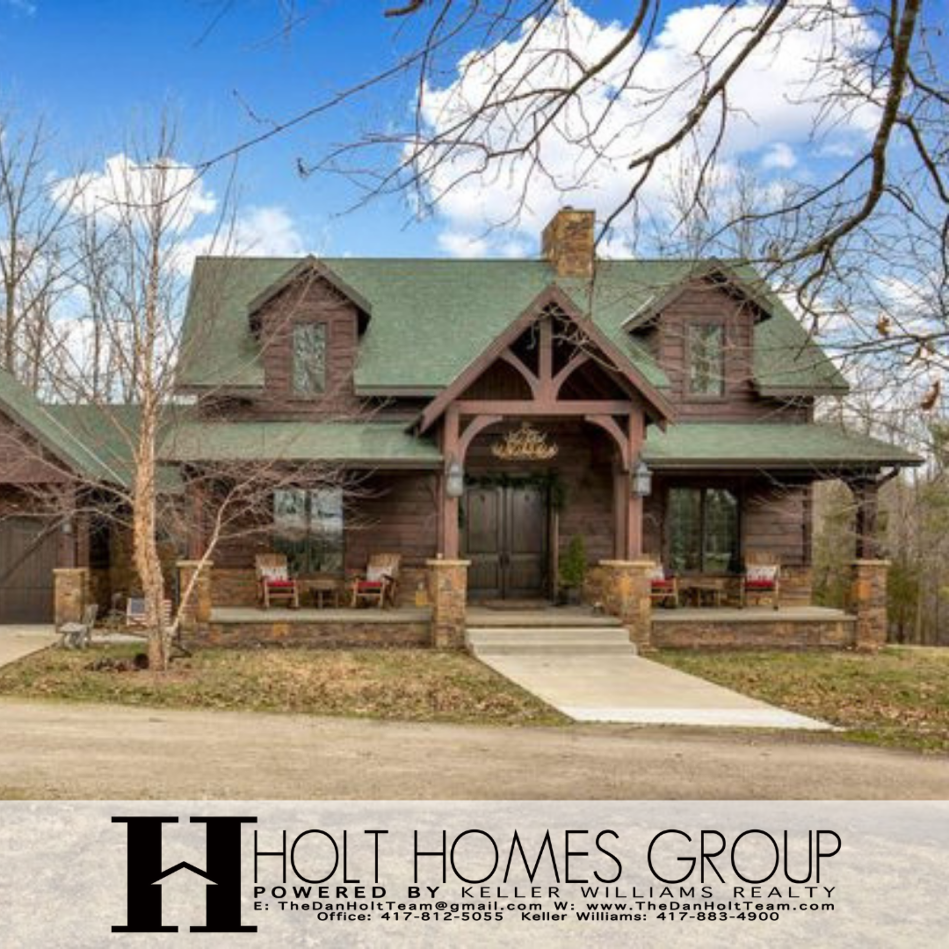 Lodge Style Home That Might be Right for You