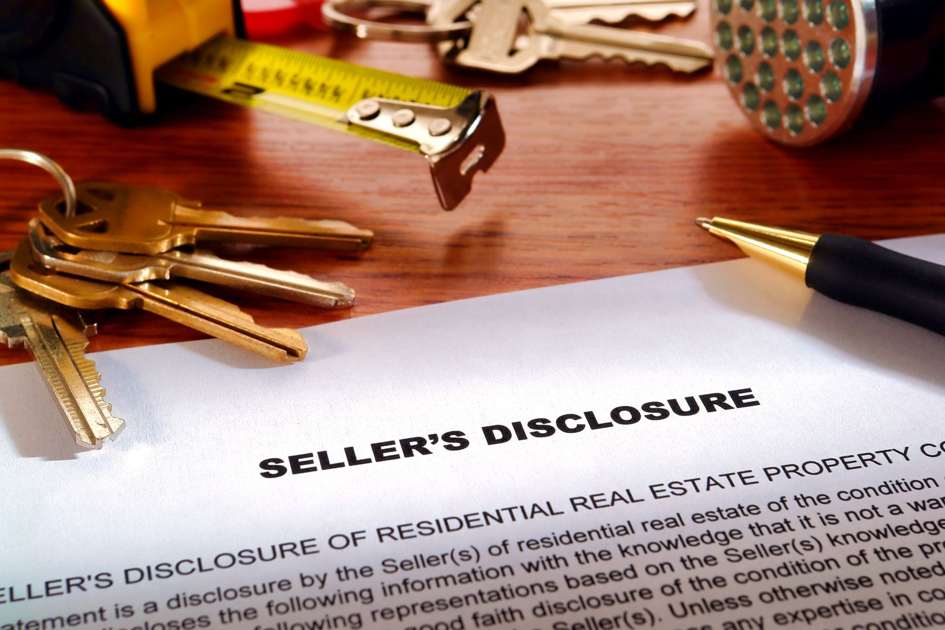 Your Seller's Disclosure