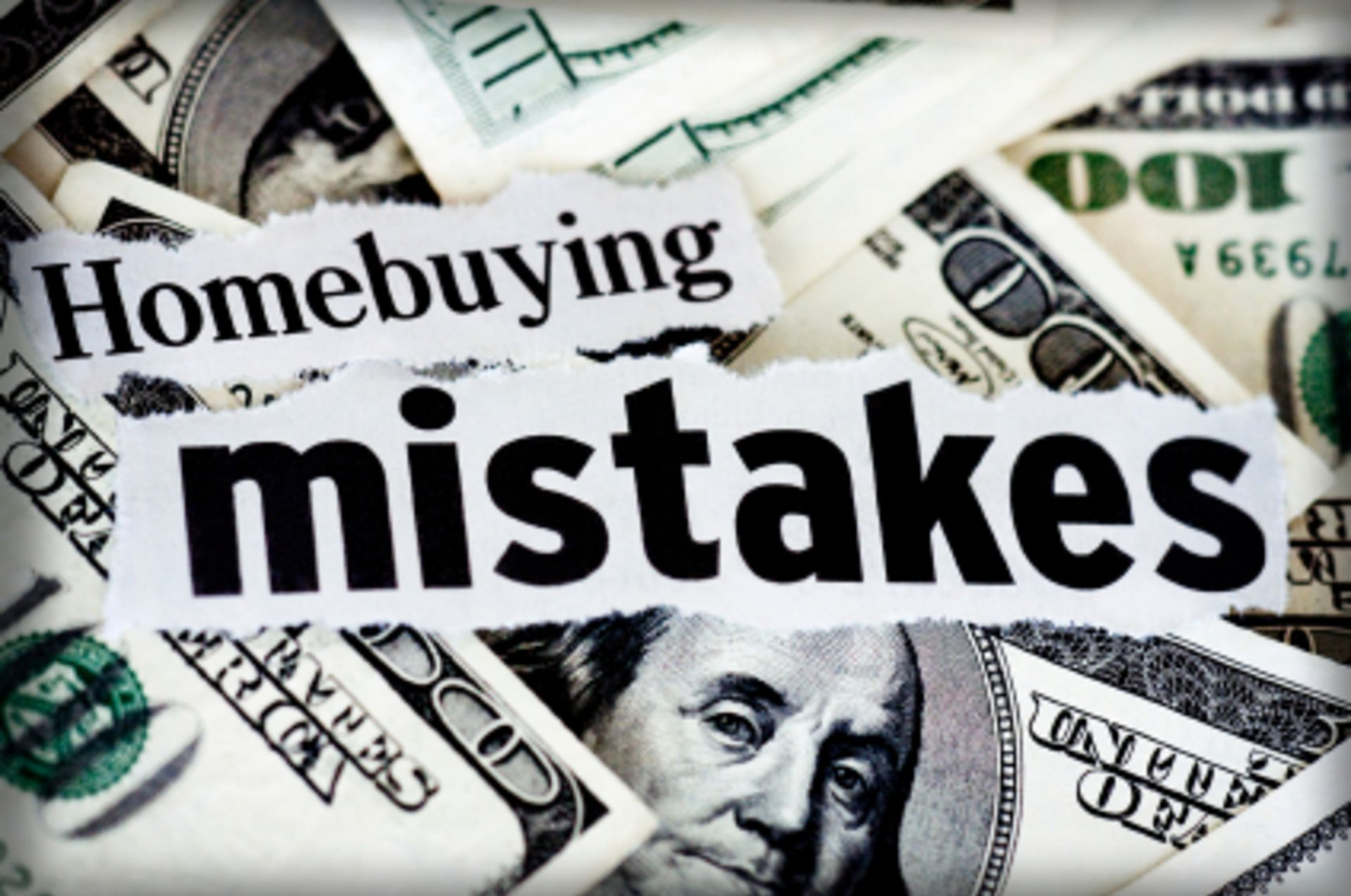 10 Mistakes New Home Buyers Make