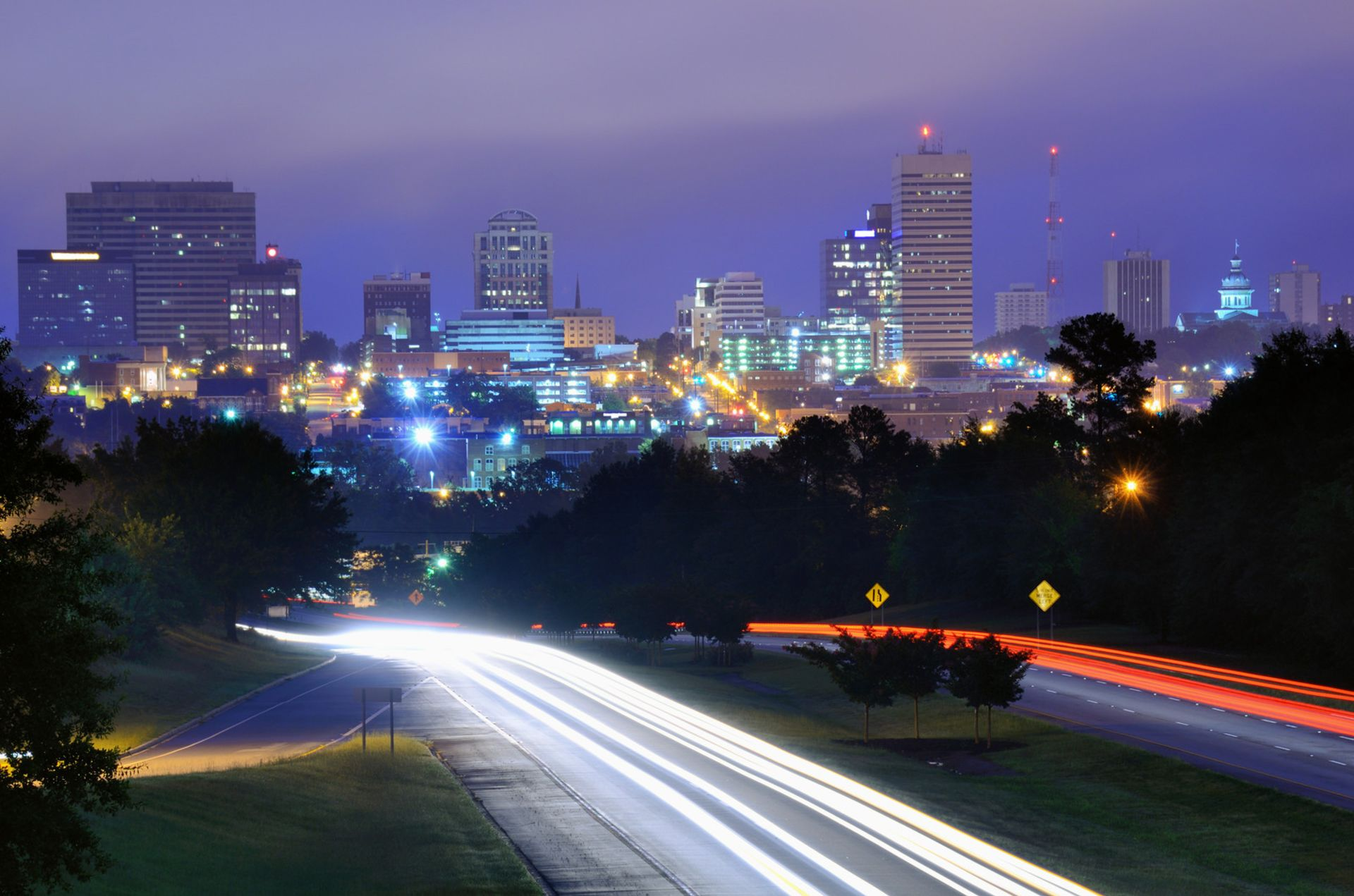 Relocating to A New City, Columbia, SC