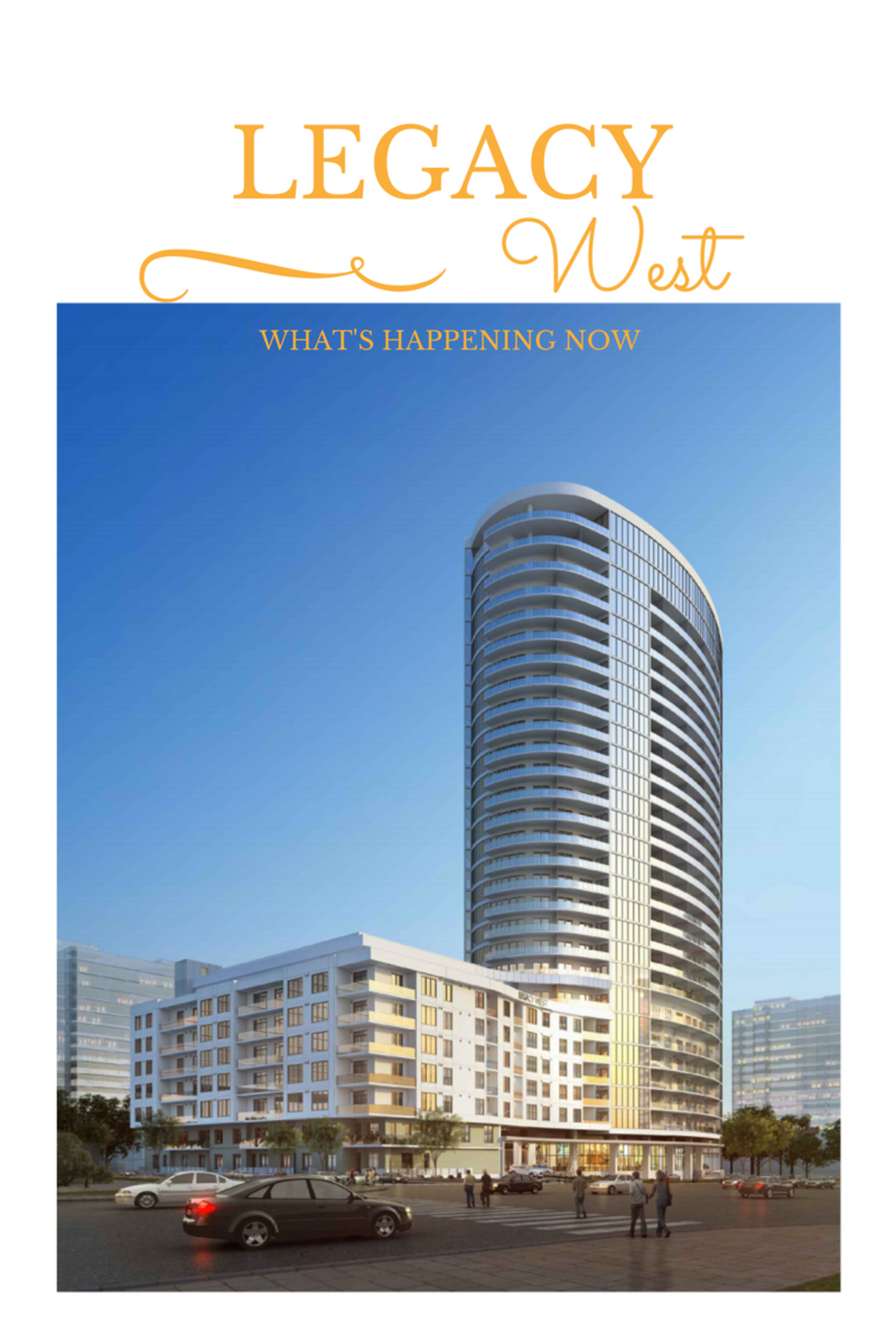 Legacy West – What's Happening Now
