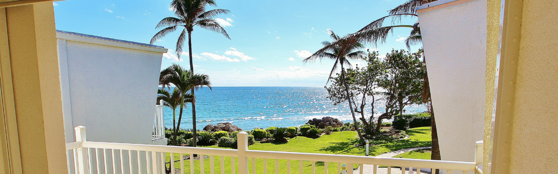 2 BEDROOMS / 2 BATHROOMS, DEERFIELD BEACH OCEANFRONT VILLA FOR SALE