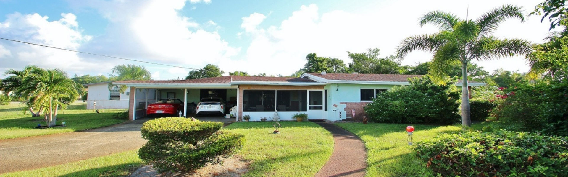LAUDERDALE VILLAS, 3 BEDROOM / 2 BATHROOM HOME FOR SALE