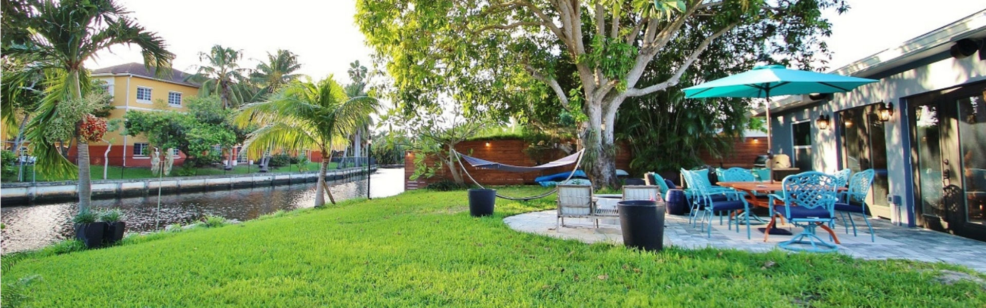 WILTON MANORS 3 BEDROOM / 3 BATHROOM, TOTALLY REMODELED, WATERFRONT HOME FOR SALE