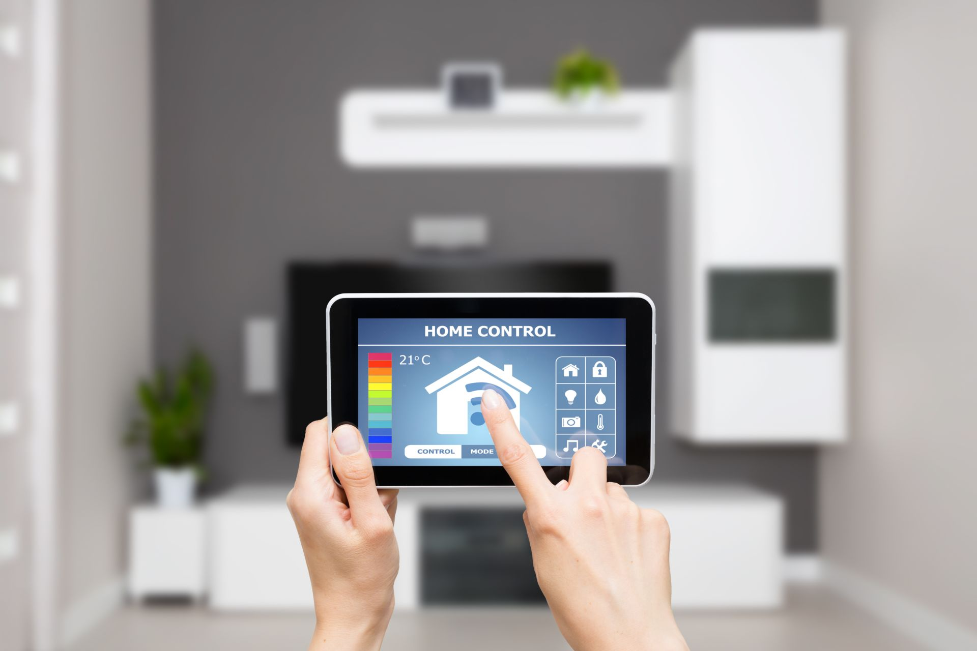 4 Futuristic, Internet-Connected Home Upgrades That You Can Install This Fall