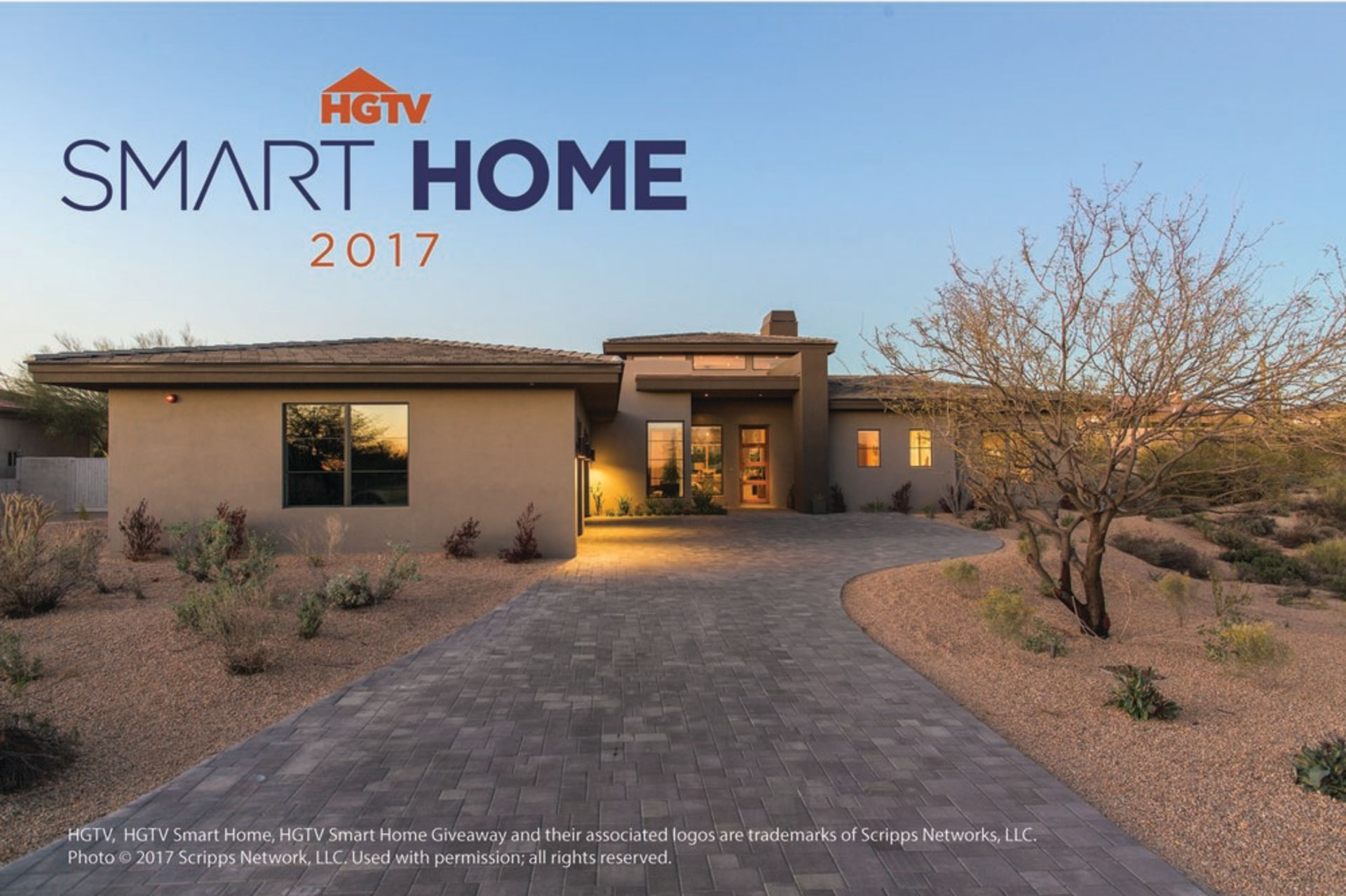 2017 HGTV Smart Home