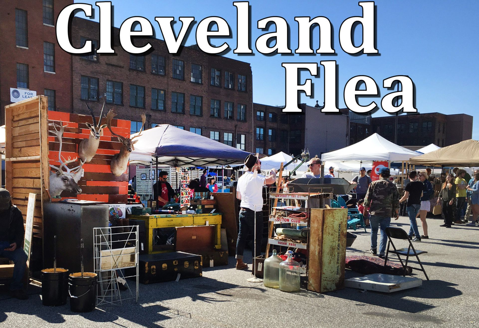 The Cleveland Flea – Saturday, April 22