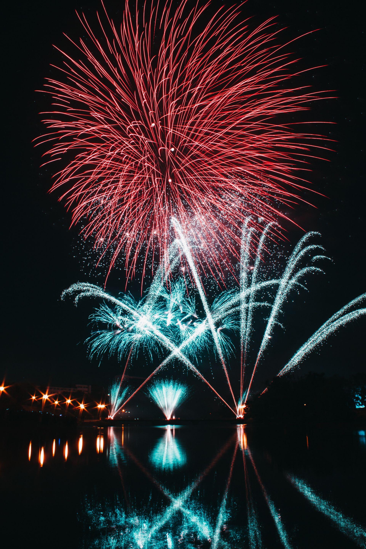 Cuyahoga County Fireworks