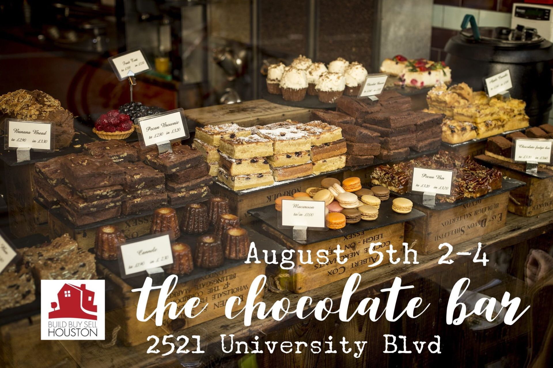 Client Appreciation Party: The Chocolate Bar