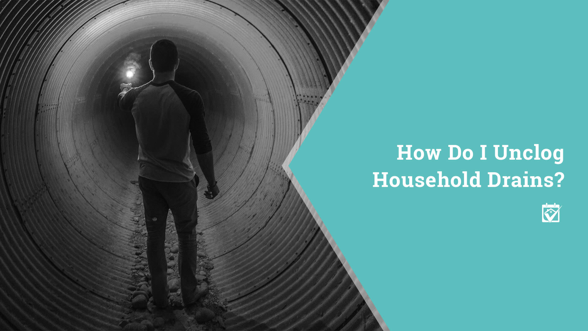 How Do I Unclog Household Drains?