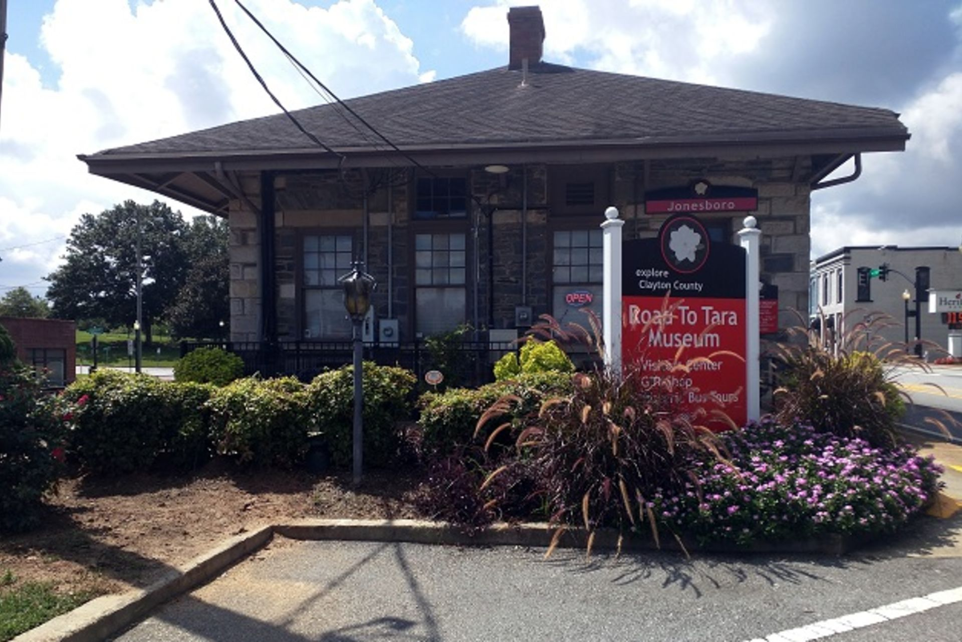 History Comes Alive in Jonesboro GA